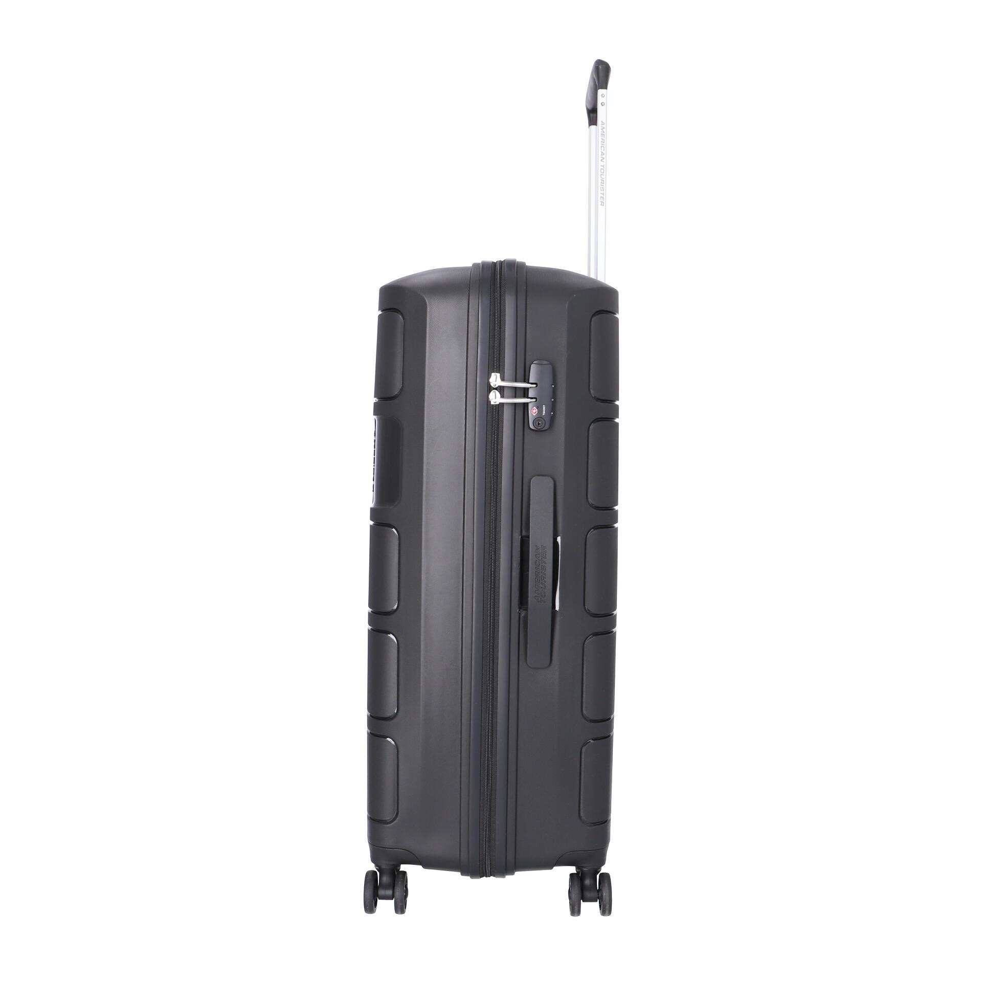 American Tourister Summer Splash 4-Rad Trolley 77 cm black