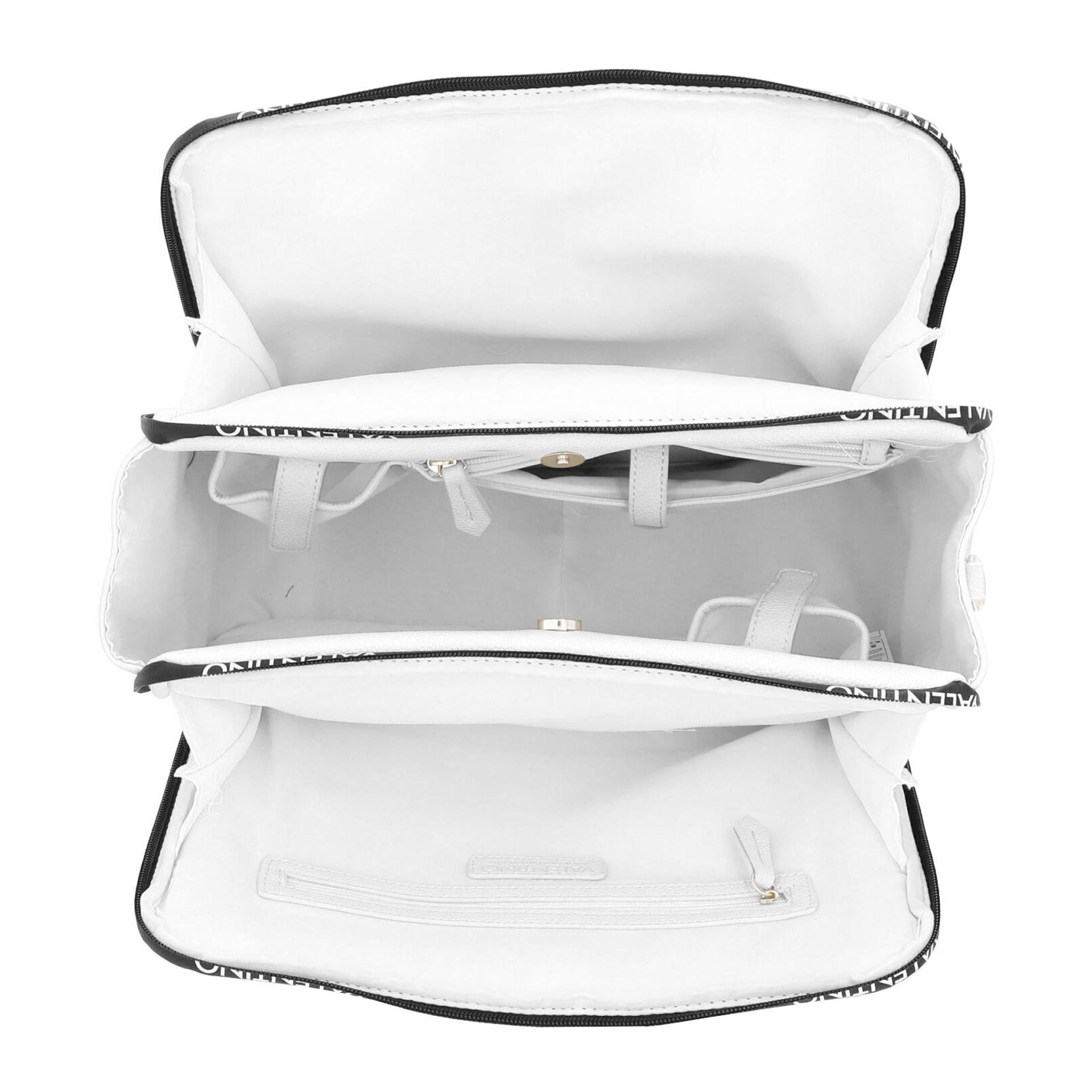 Doxi Laptop-Schultertasche bianco