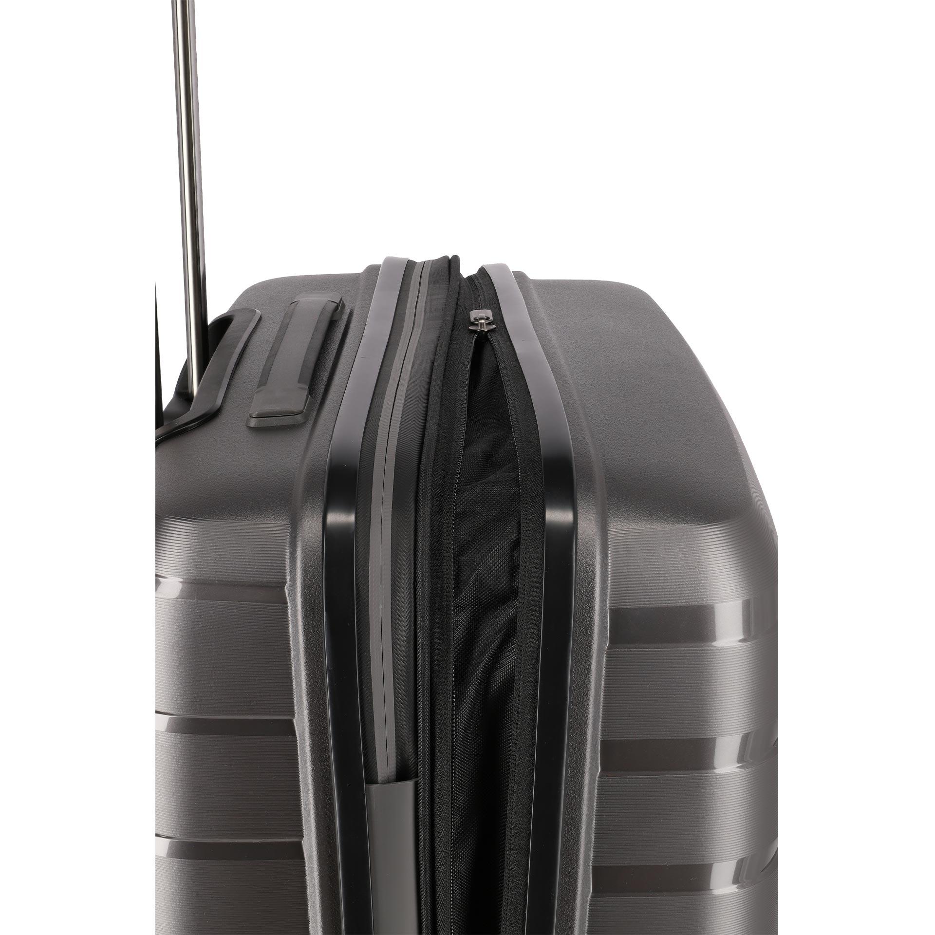 Air Base 4-Rad Trolley M erweiterbar anthrazit