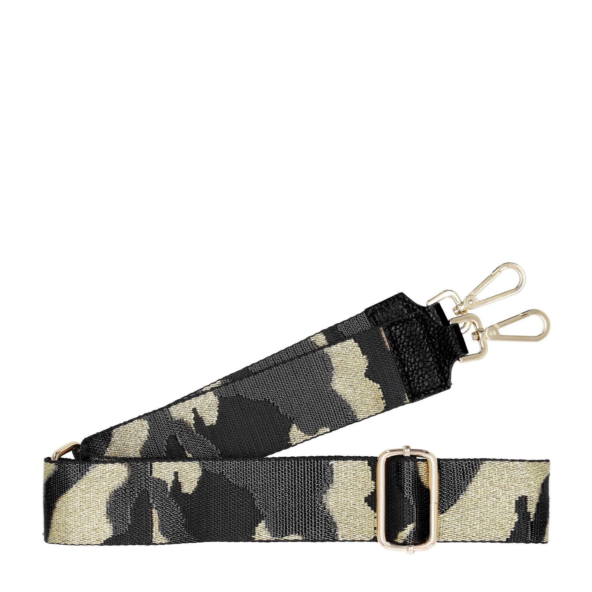 LEOKA Neobag Schulter Strap Camouflage schwarz