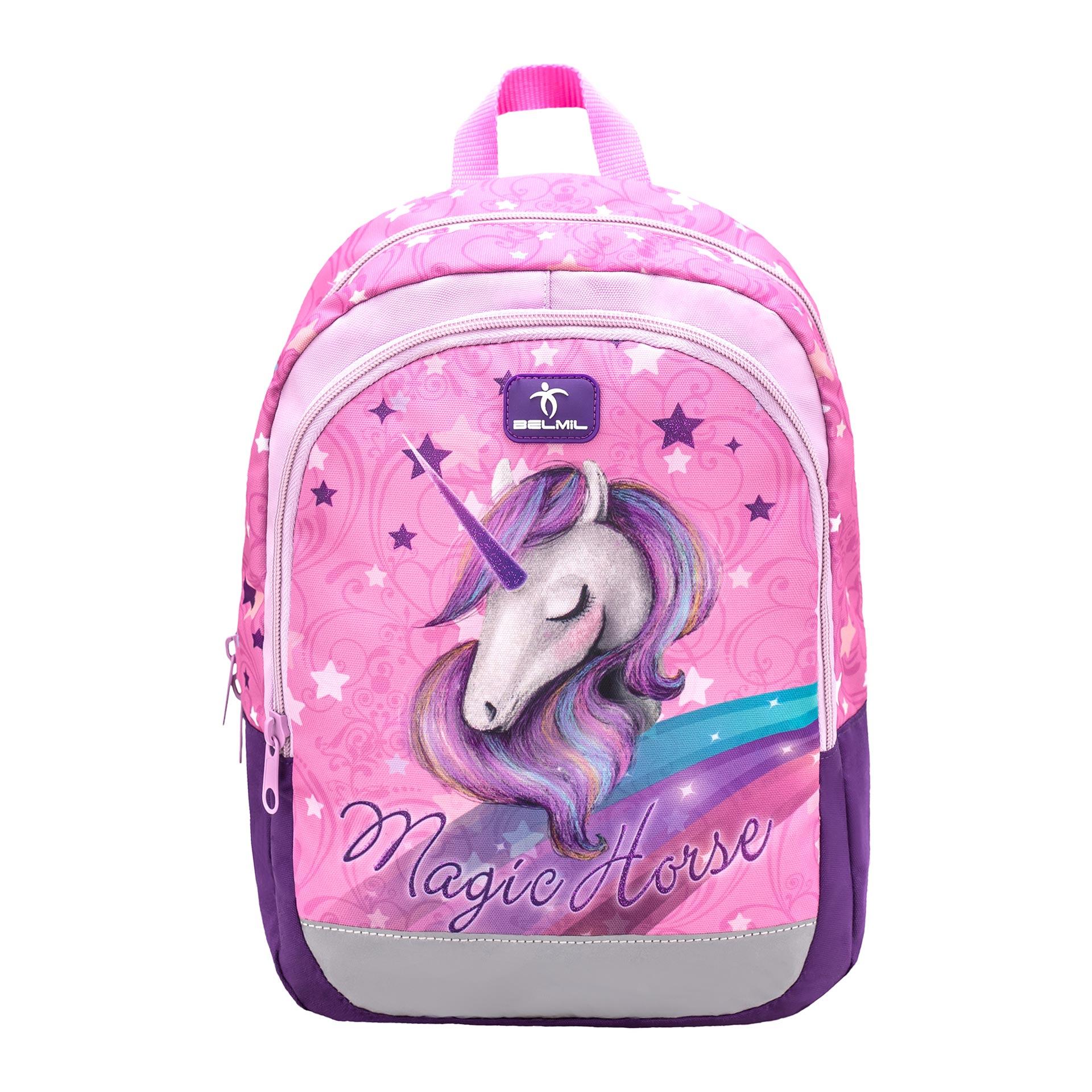 Belmil Kiddy Kinderrucksack Unicorn