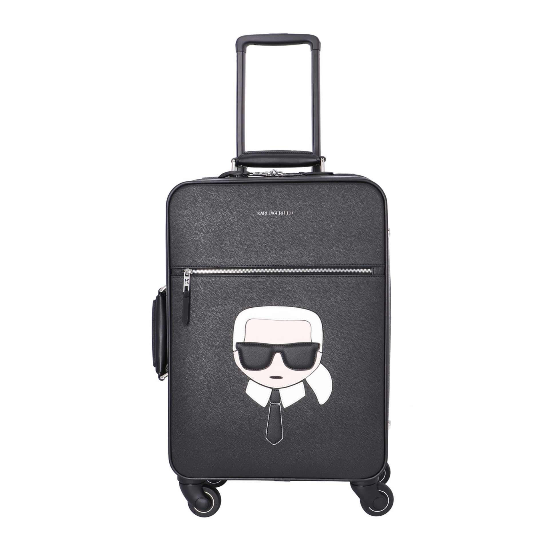 Karl Lagerfeld K/Ikonik  Trolley black