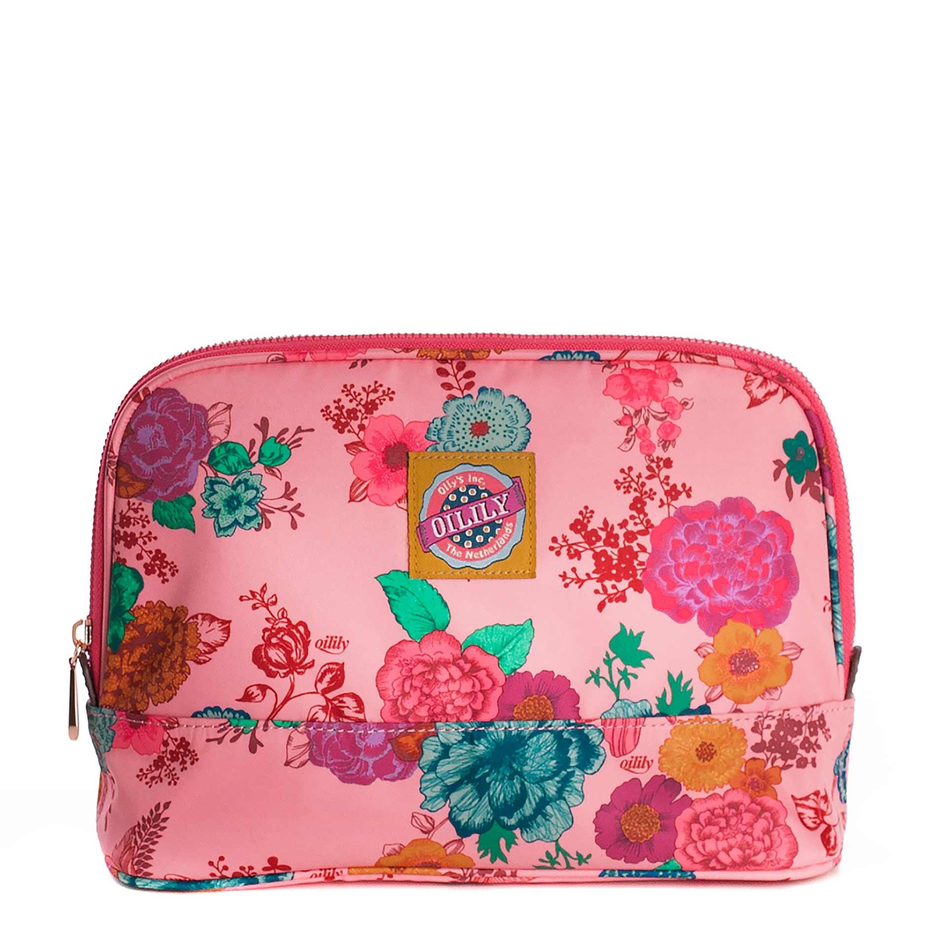 Oilily Colour Splash Kosmetiktasche M camellia rose