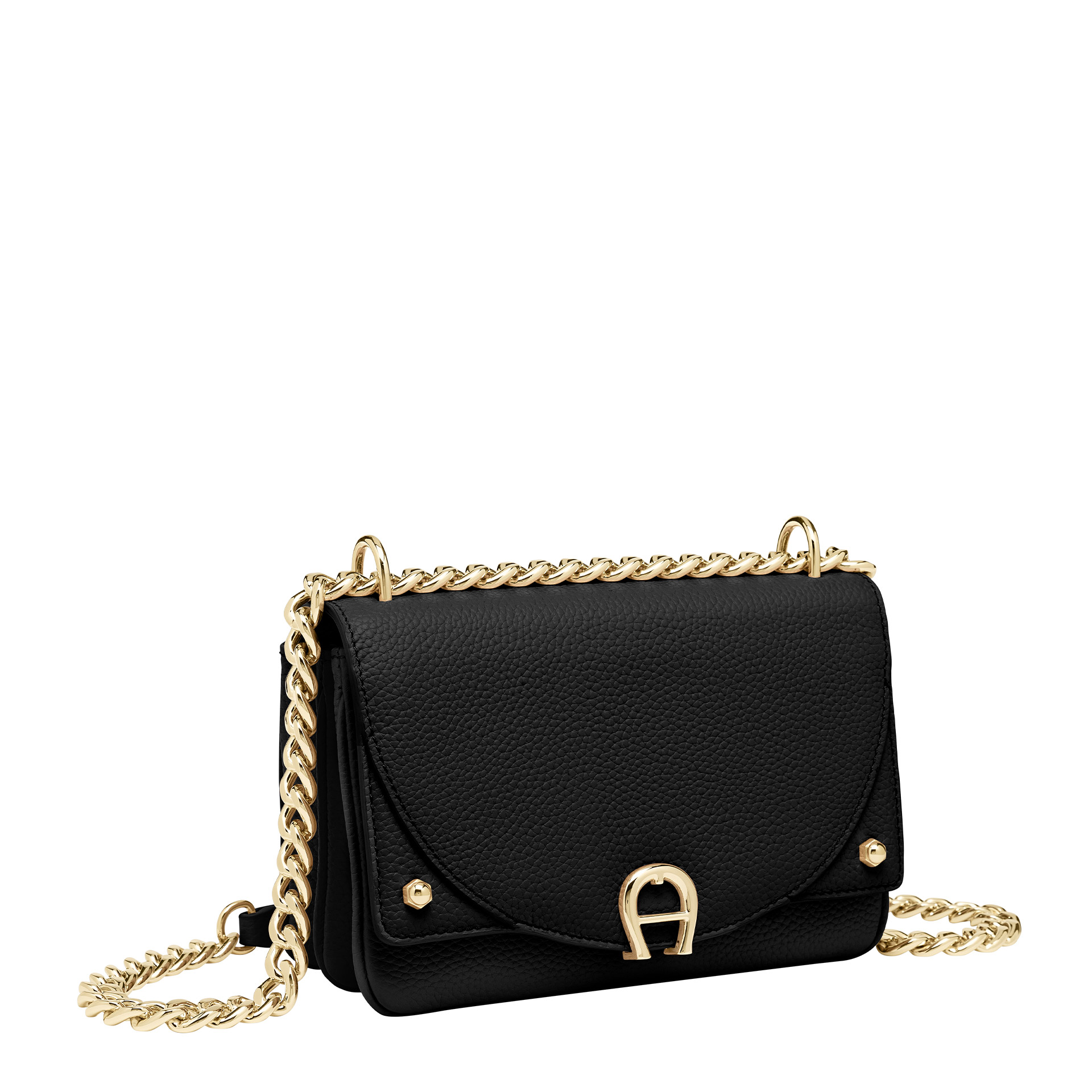 Aigner Diadora Mini-Tasche XS black