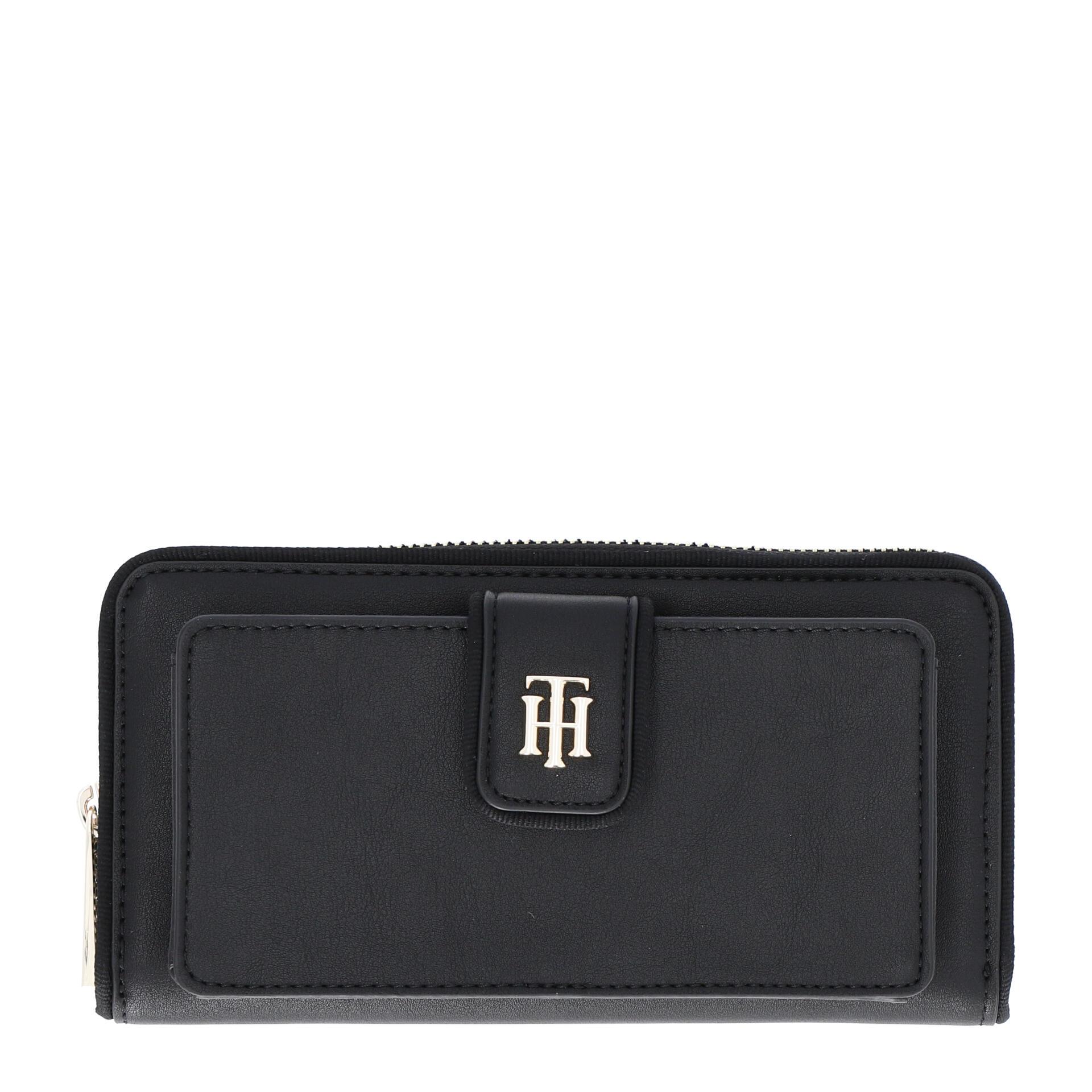 Tommy Hilfiger TH City Large Handy Geldbörse black