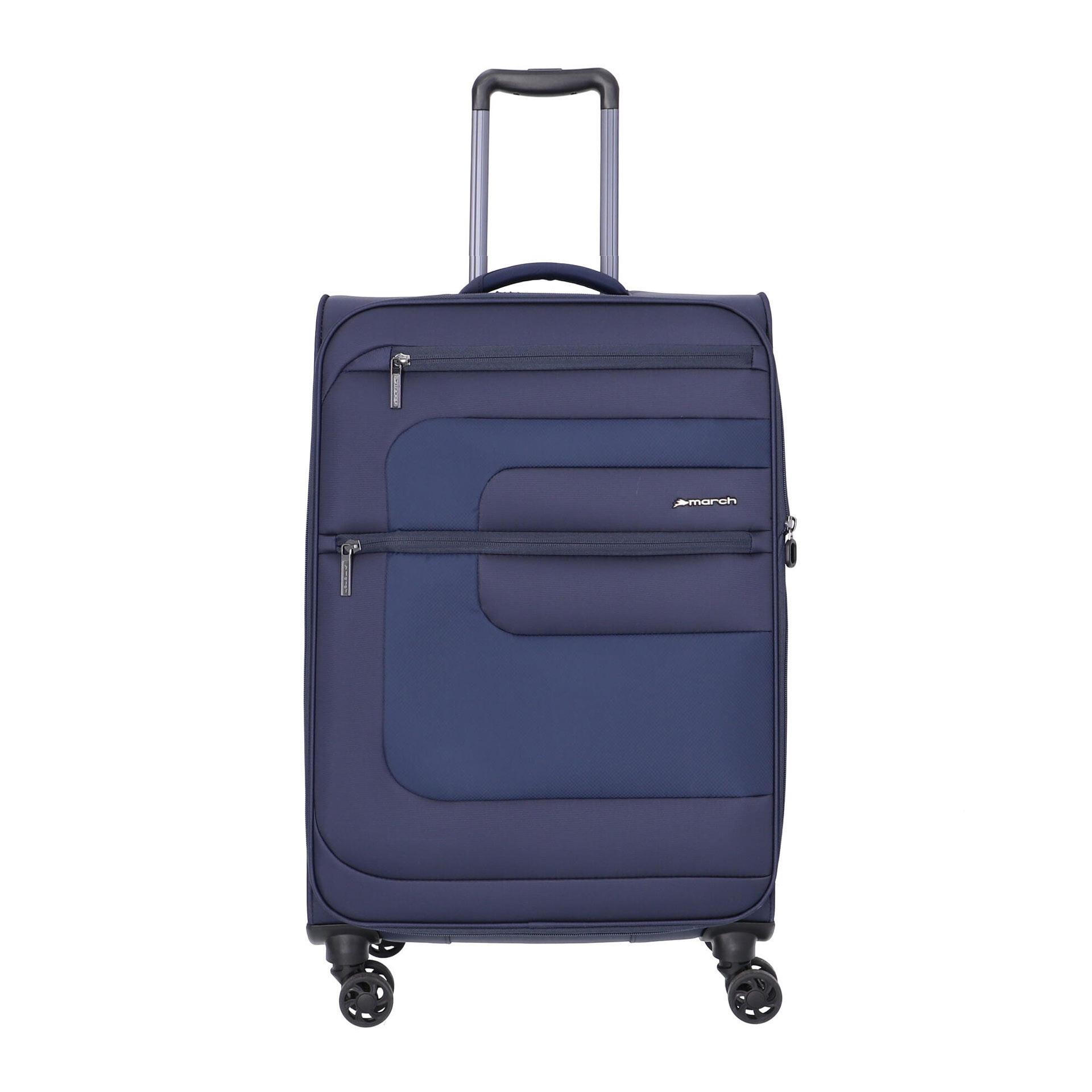 Classic 4-Rad Trolley M navy blue