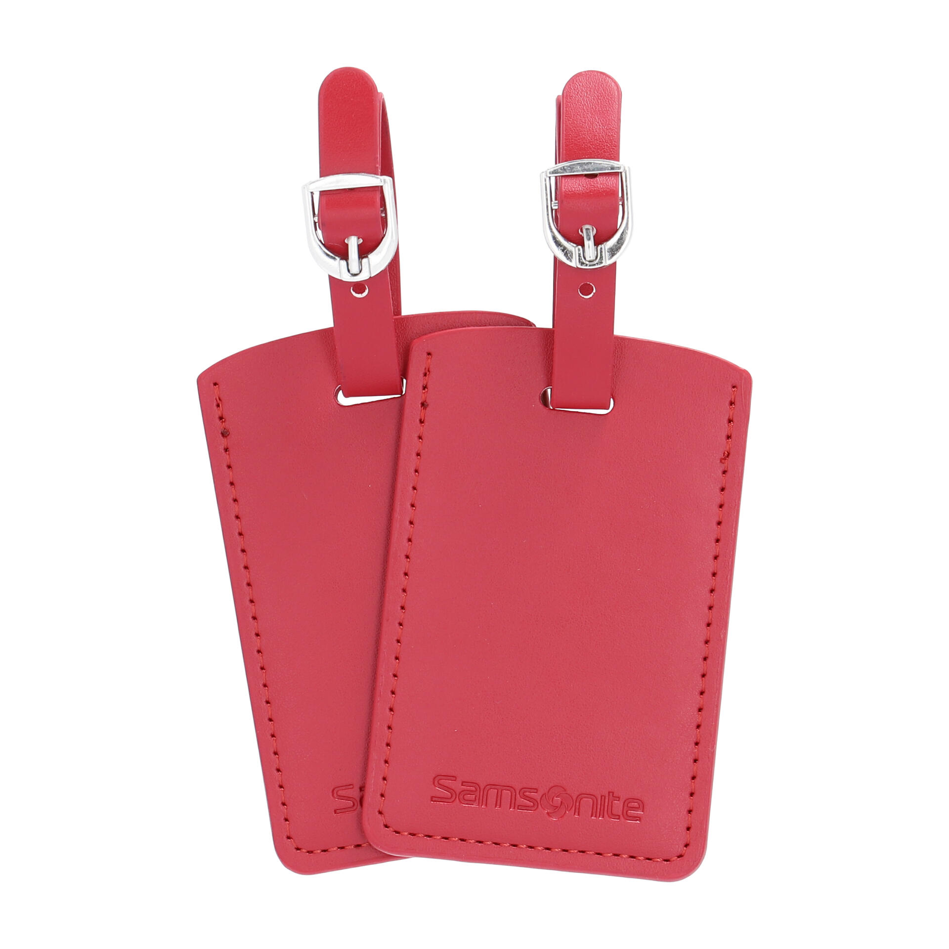 Global Travel Accessories Gepäckanhänger red