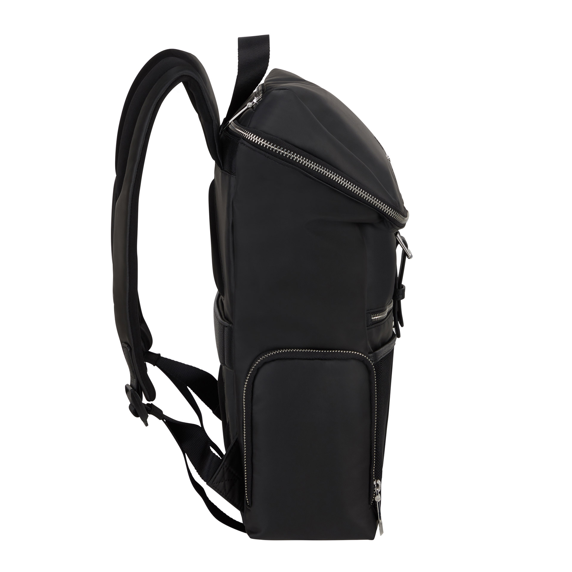 Activ-Eight Laptop Rucksack black