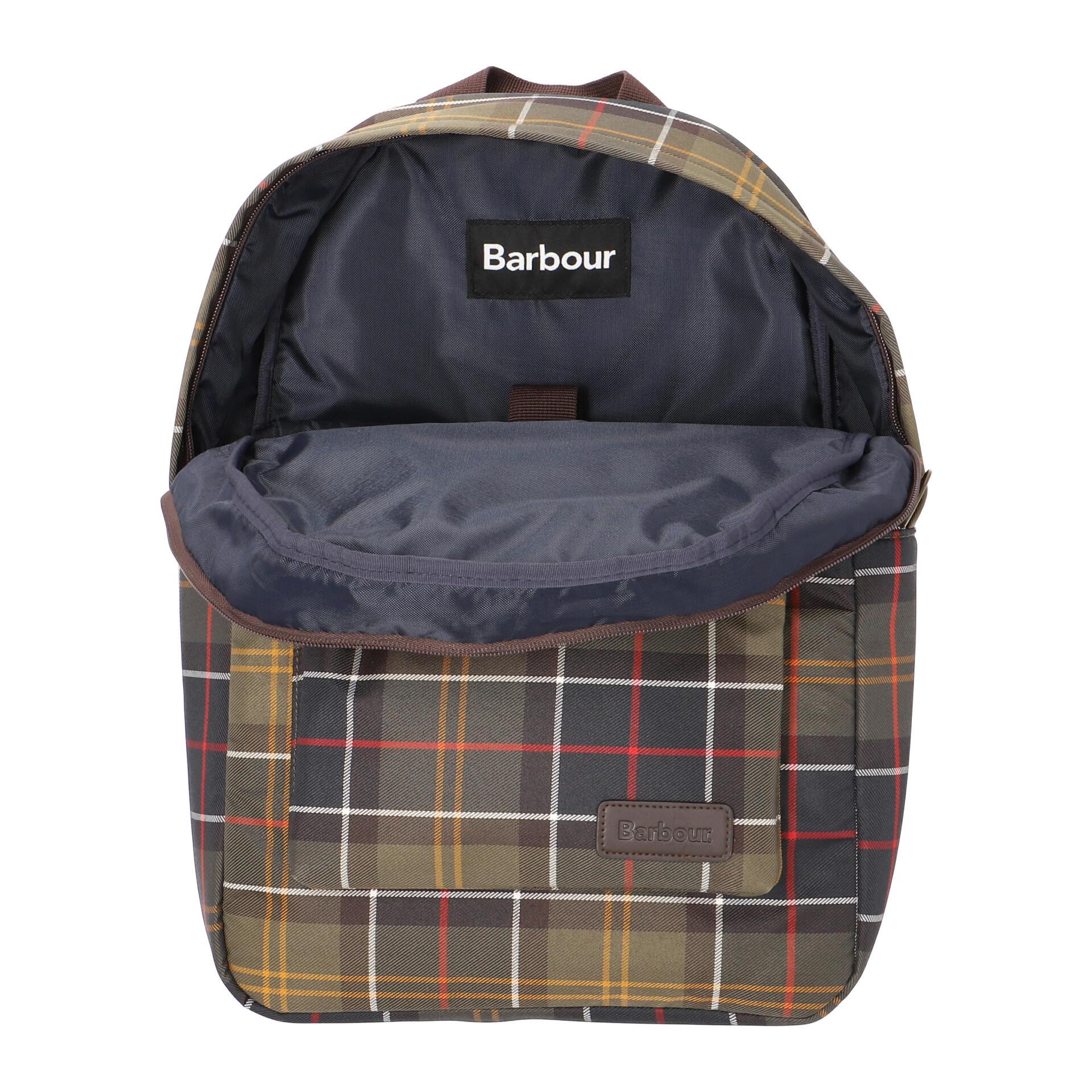 Barbour Torridon Tartan Rucksack classic tartan