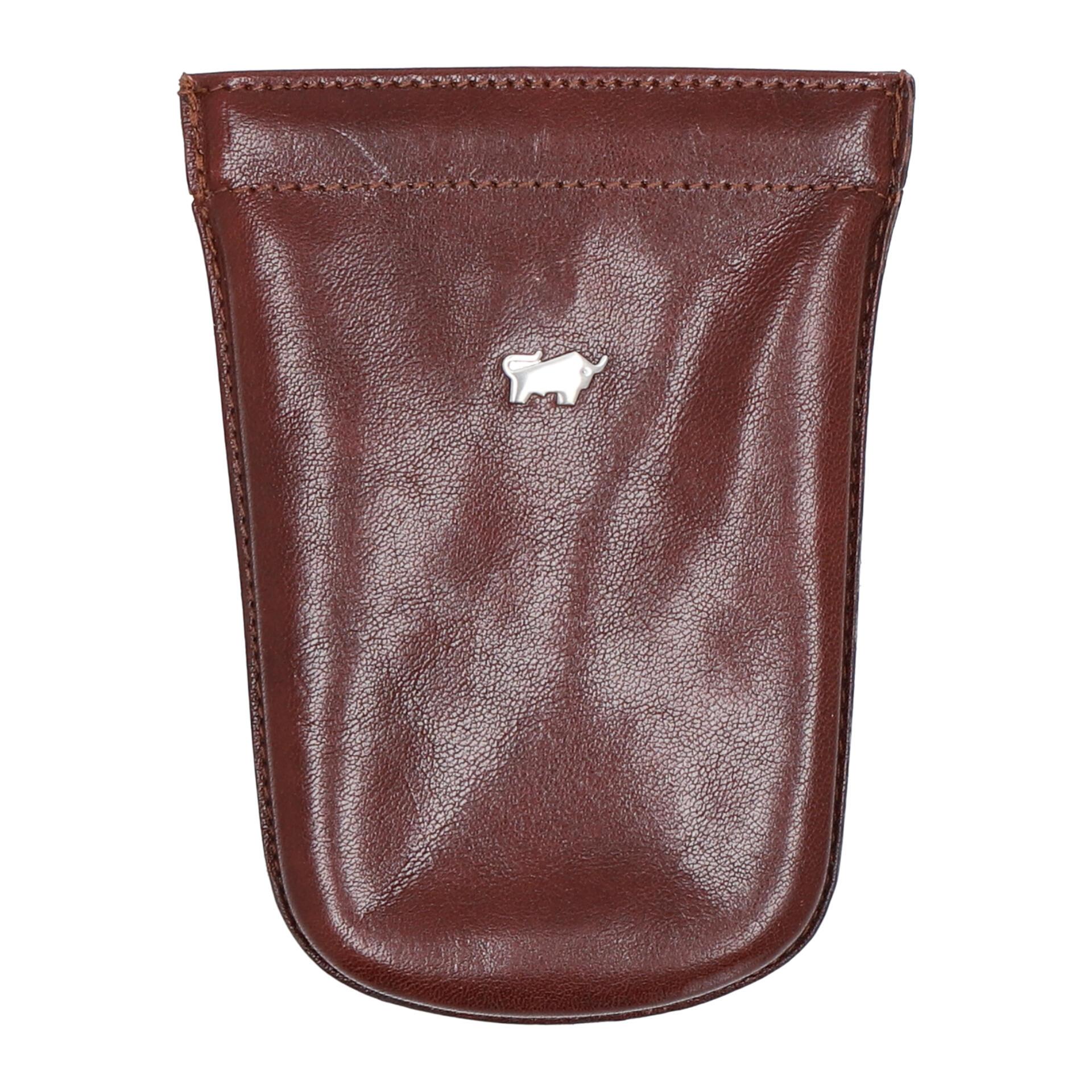 Braun Büffel  Schlüsseletui braun