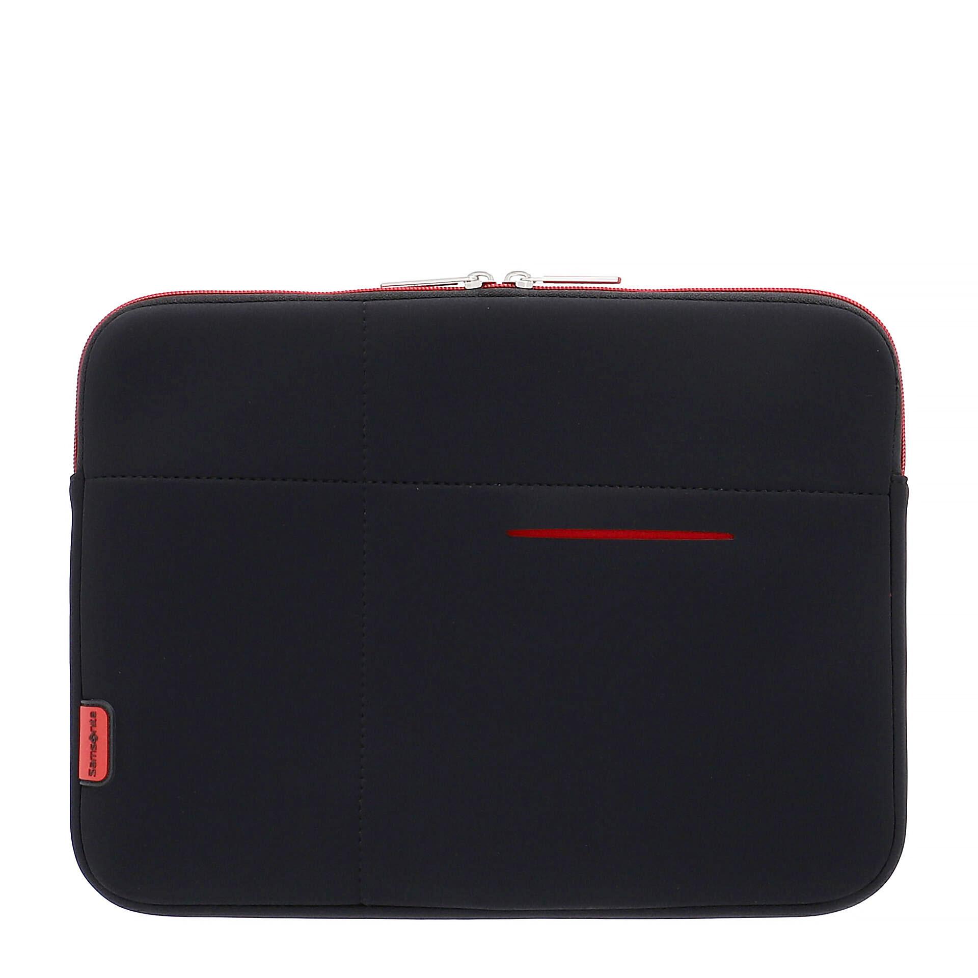 "Samsonite Airglow Laptop Hülle 13.3"" black/red"