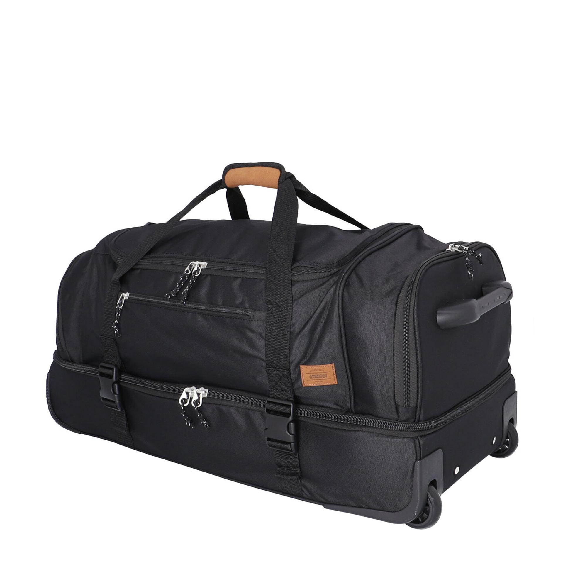 American Tourister Alltrail Reisetasche mit Rollen L black