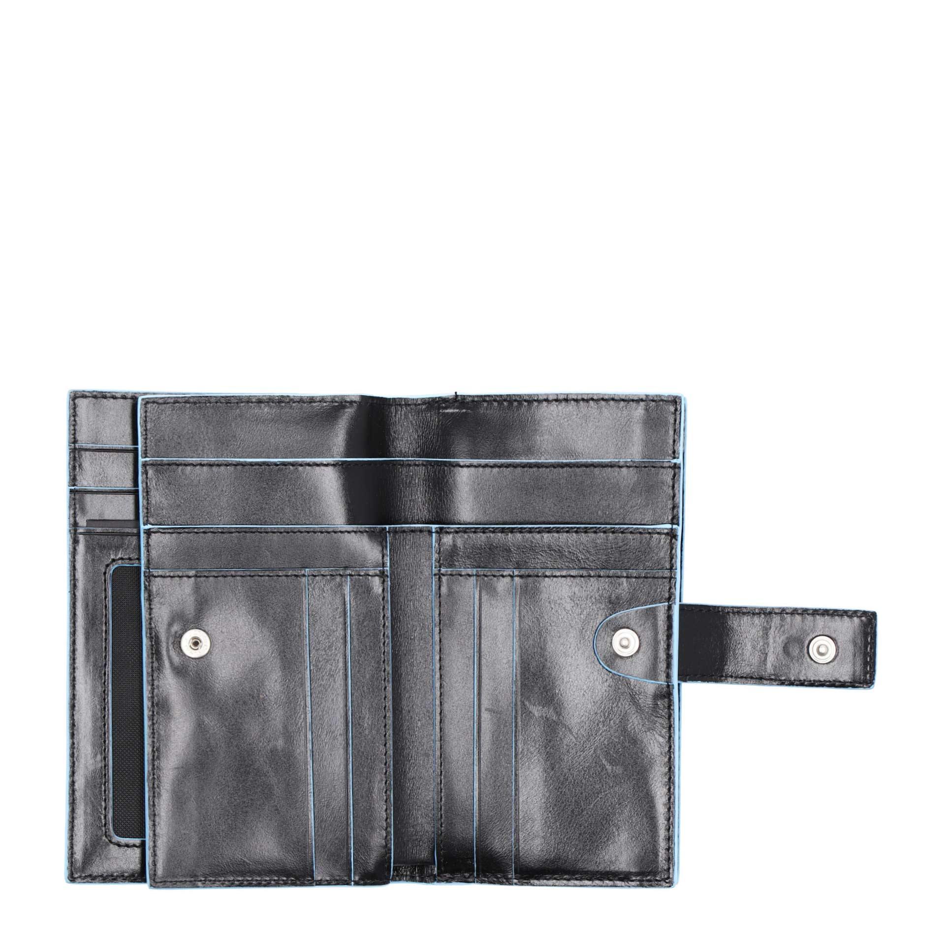 Damen Geldbörse black