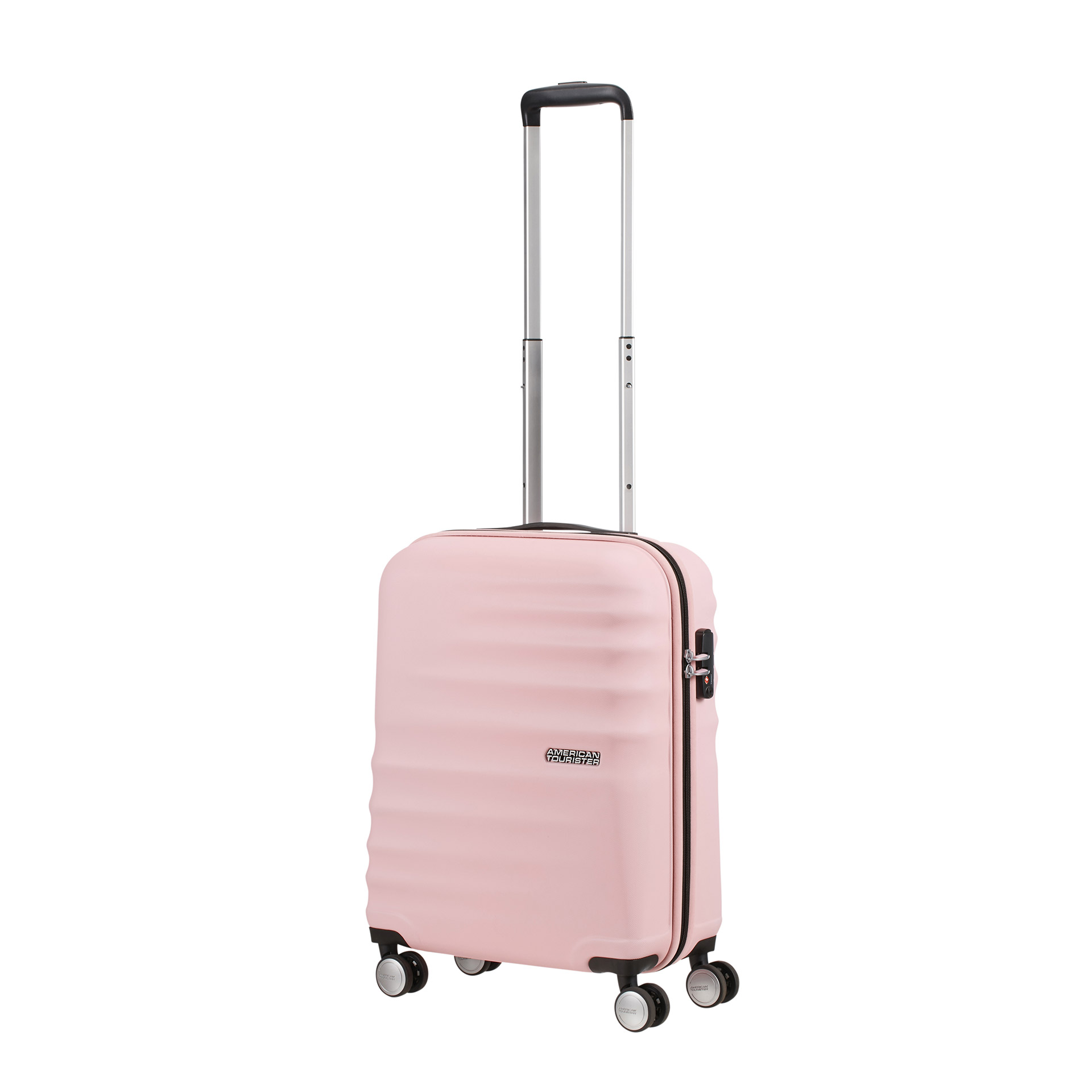 Wavebraker 4-Rad Trolley 55cm pinkblush