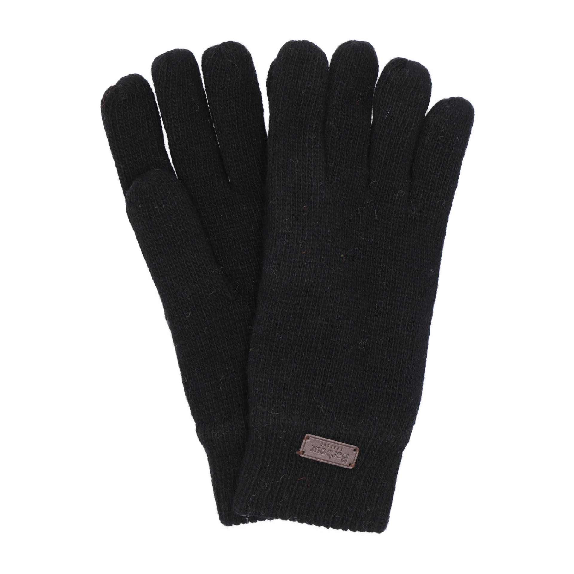 Barbour Carlton Handschuhe black