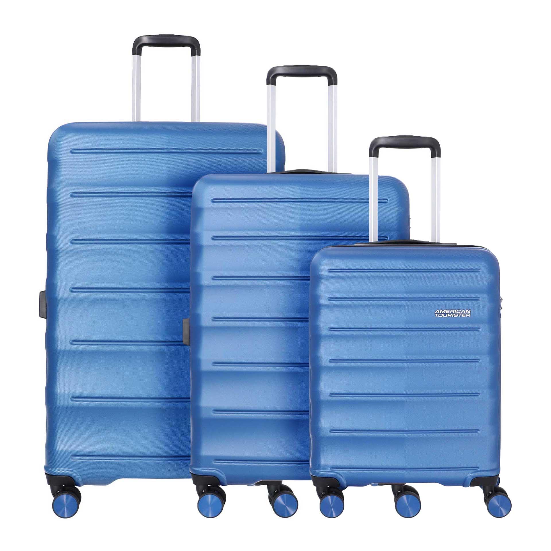 American Tourister Speedlink 3-teiliges Kofferset S/M/L