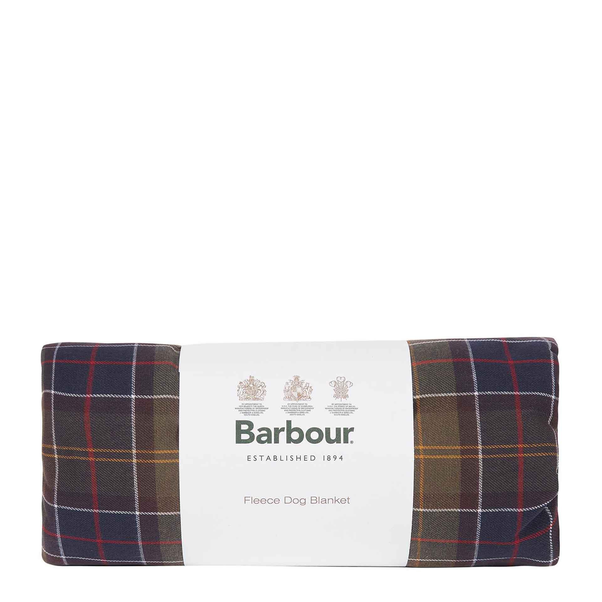 Barbour Tartan Hundedecke classic/brown