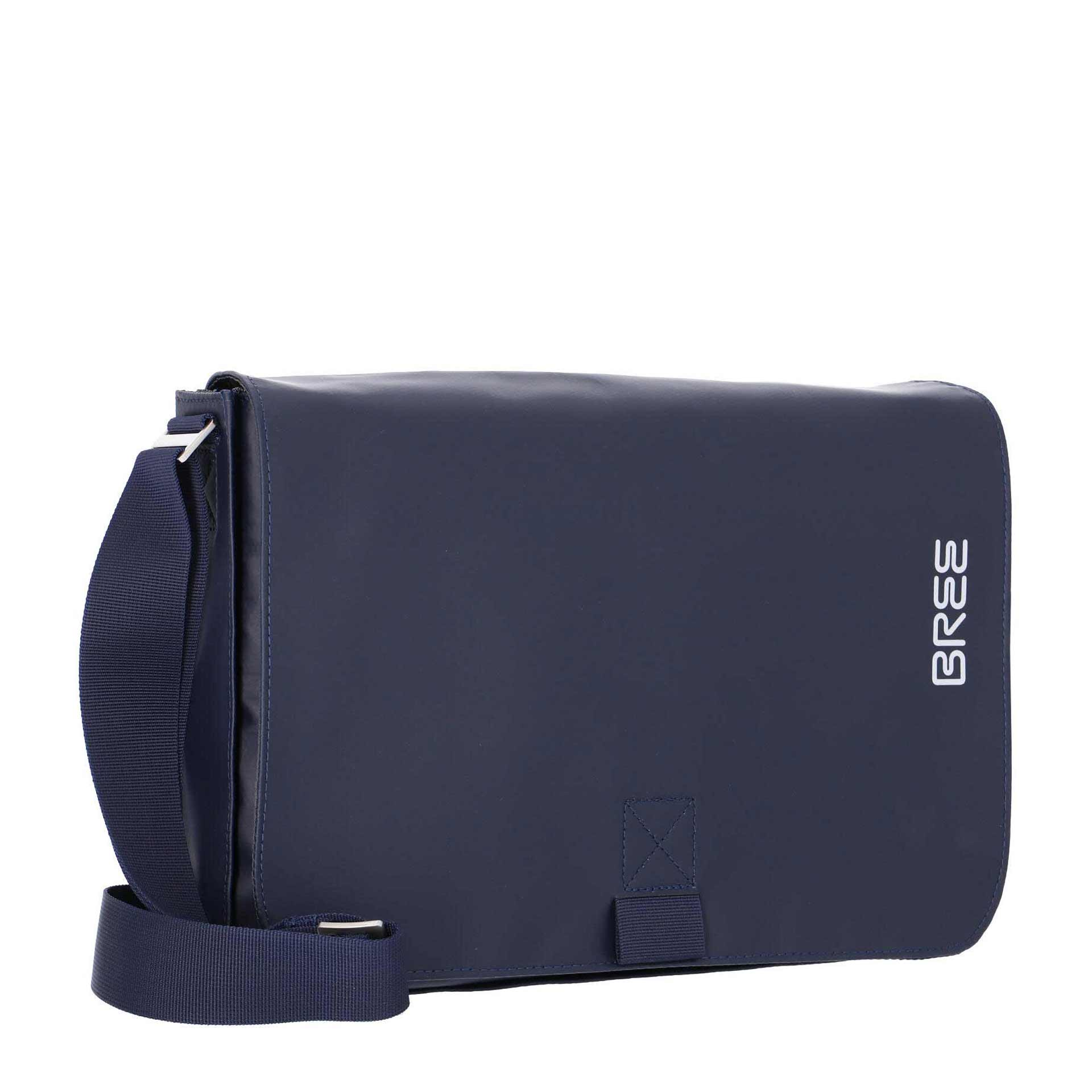 Bree PNCH 62 Kuriertasche blue