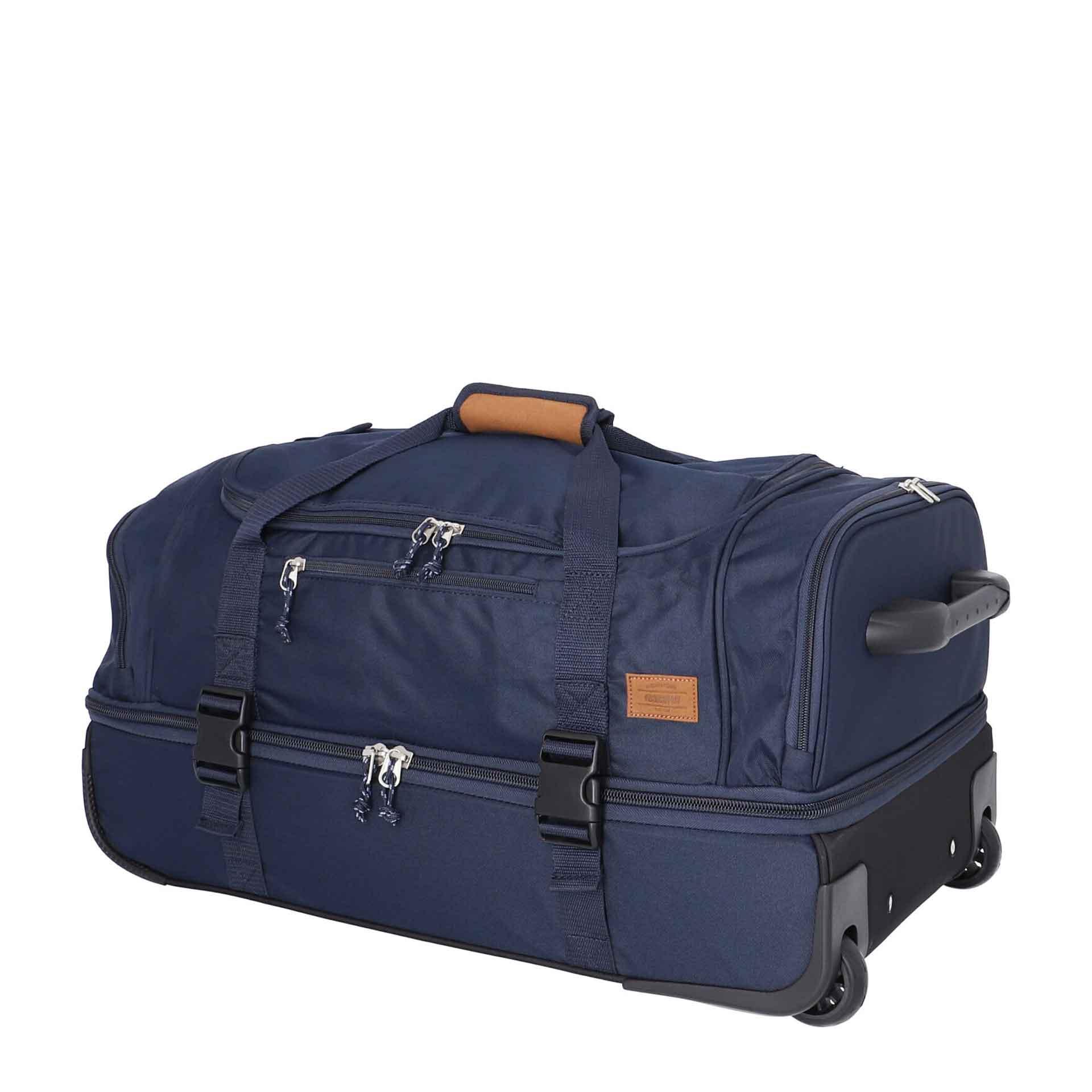 American Tourister Alltrail Reisetasche mit Rollen M navy