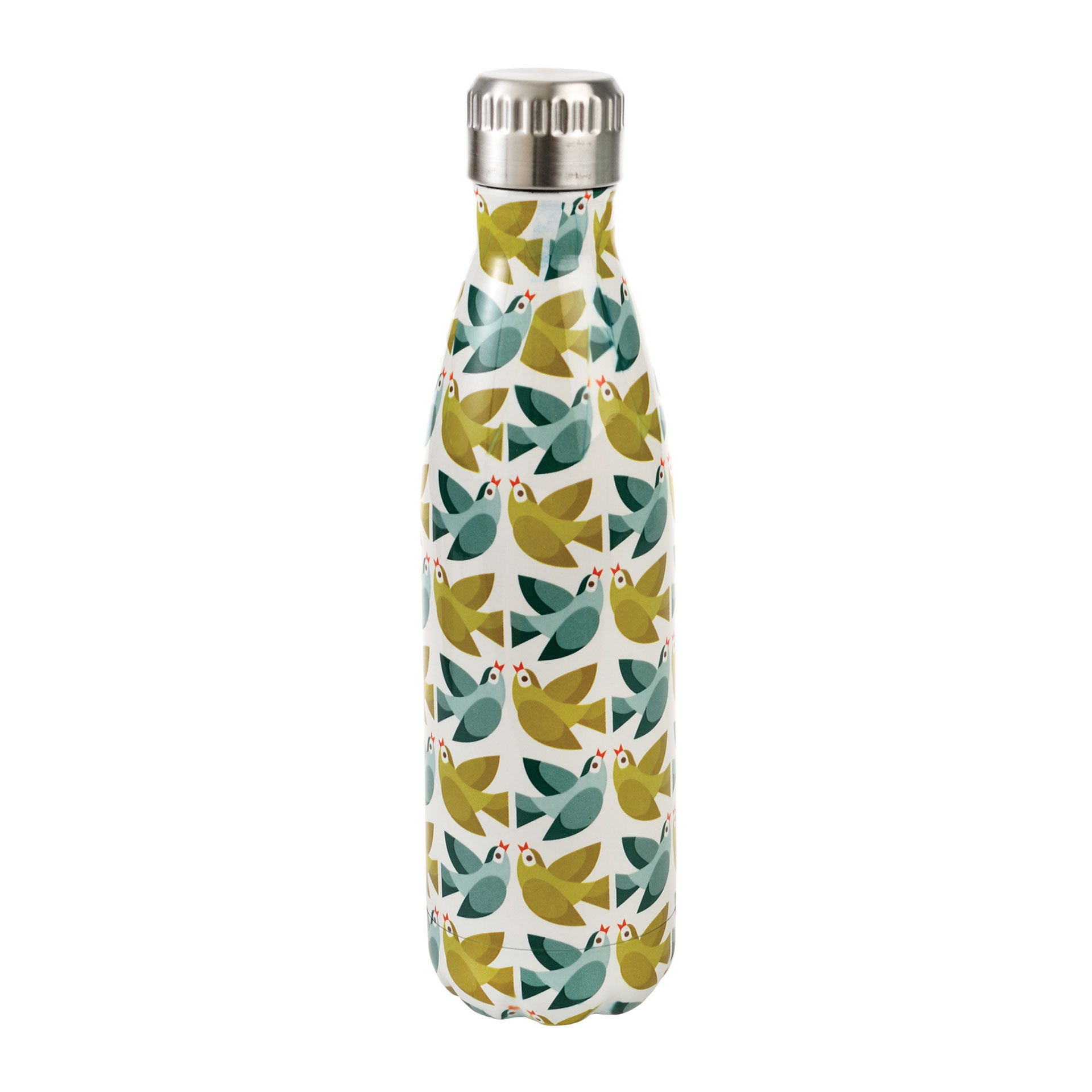 LEOKA Rex London Edelstahl-Flasche love birds