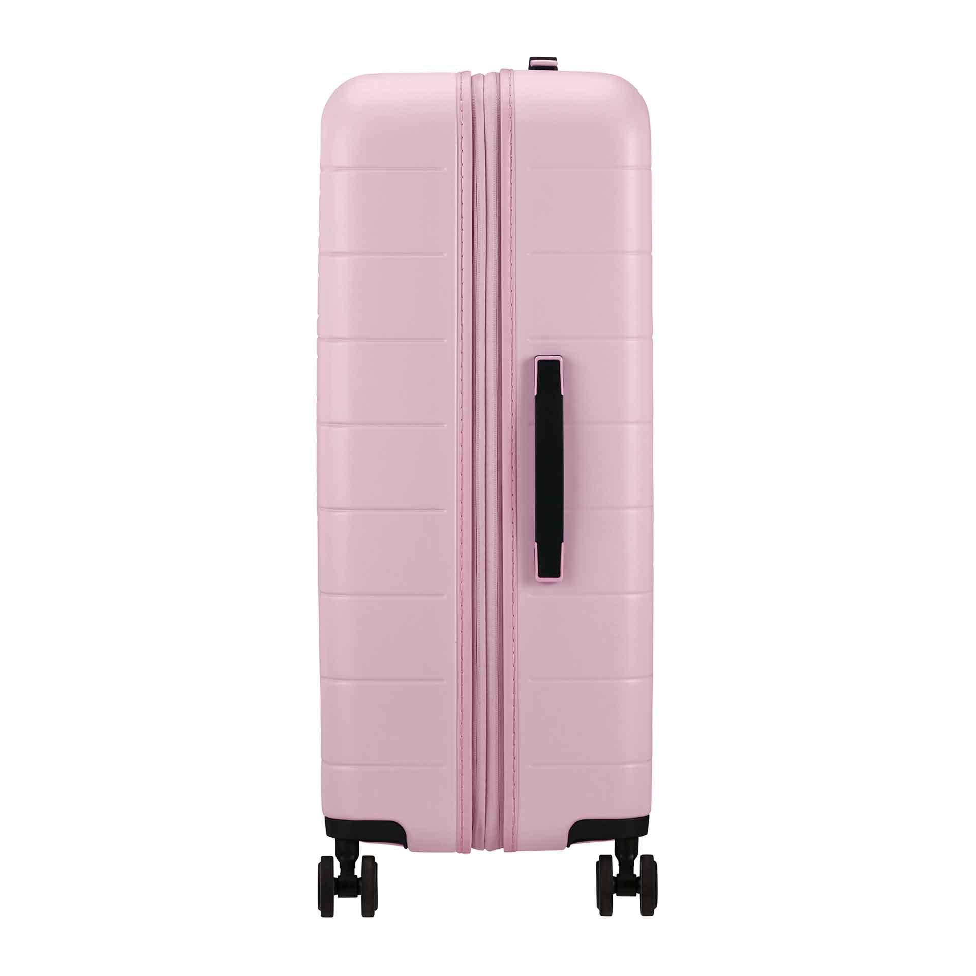 American Tourister Novastream Trolley mit 4 Rollen 77 cm erweiterbar soft pink