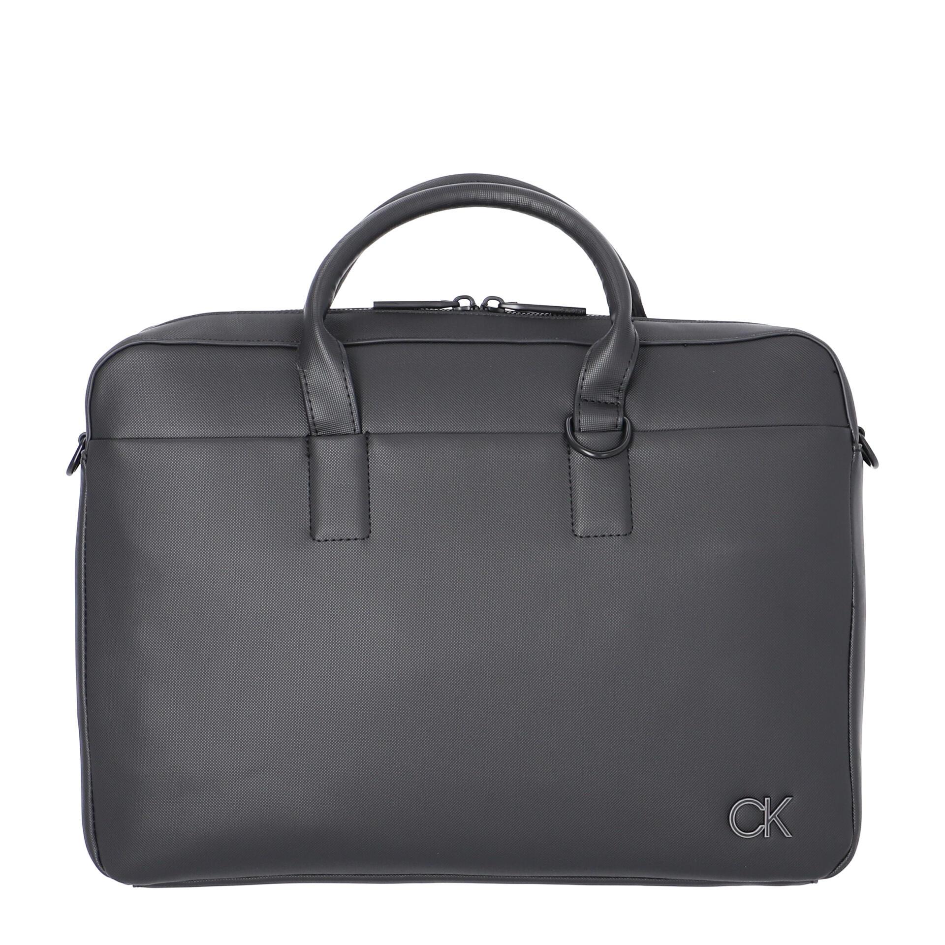 Calvin Klein CK Clean Laptoptasche black