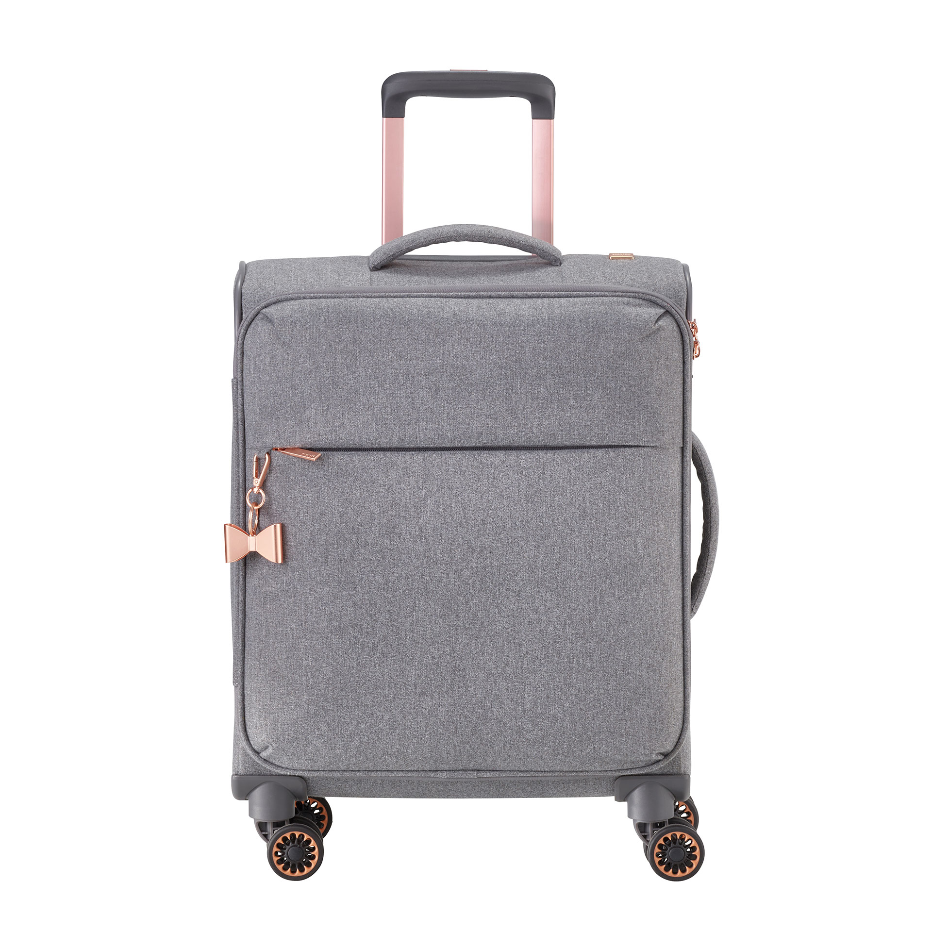 Barbara Softside 4-Rad Trolley S grey