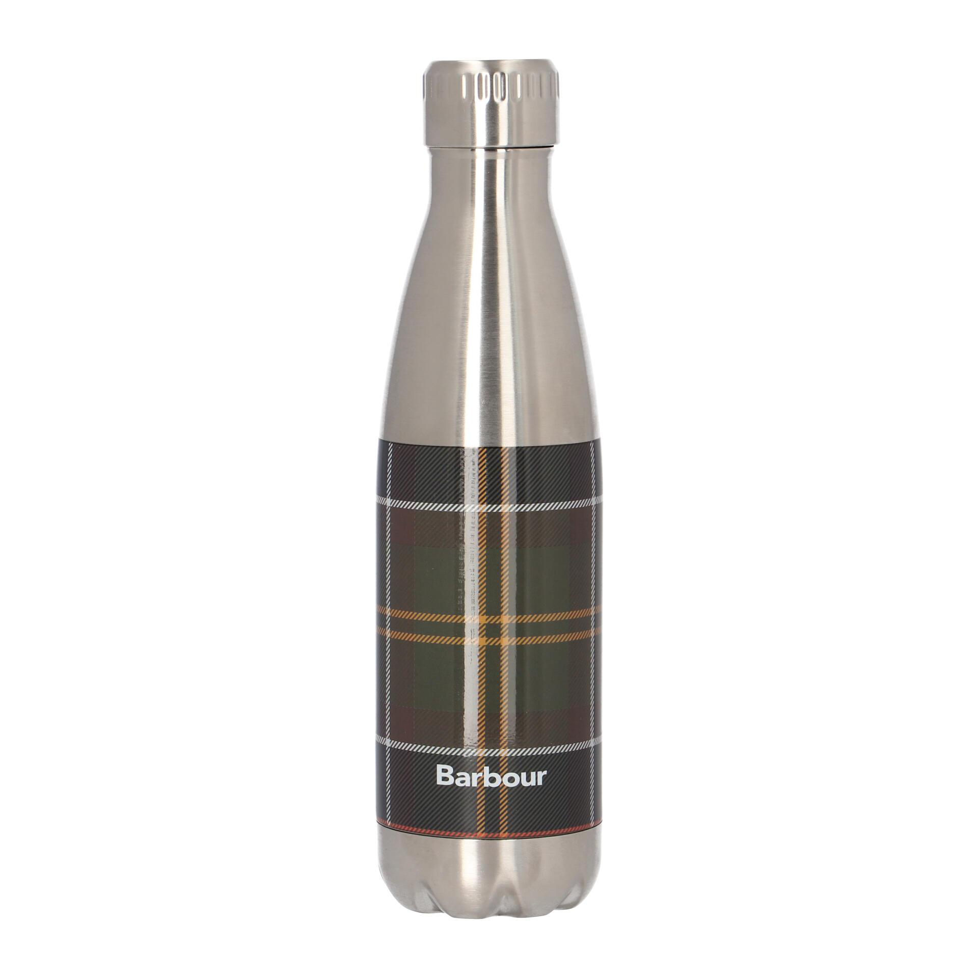 Barbour Tartan Trinkflasche classic tartan