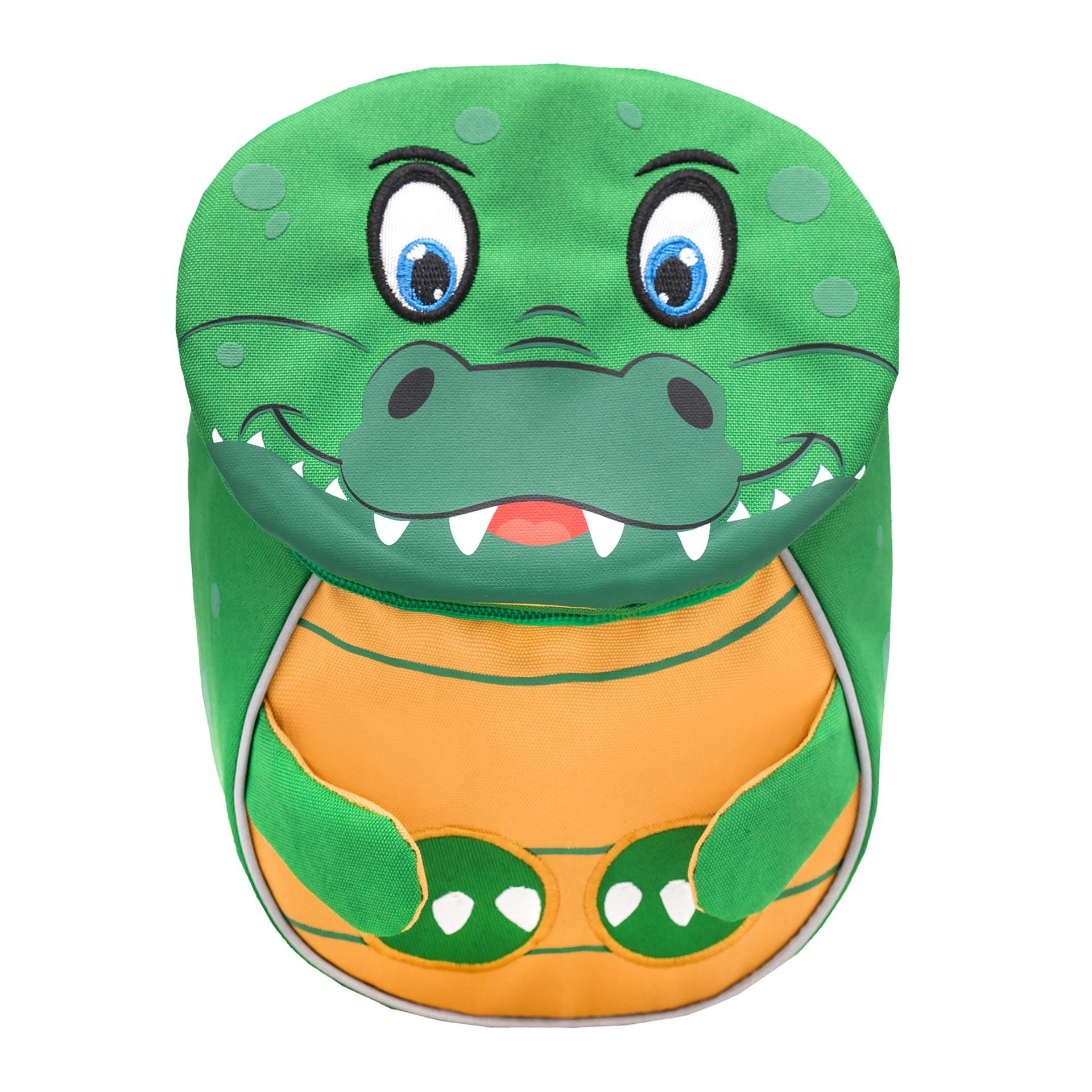Belmil Mini Animals Kinderrucksack Mini Crocodile