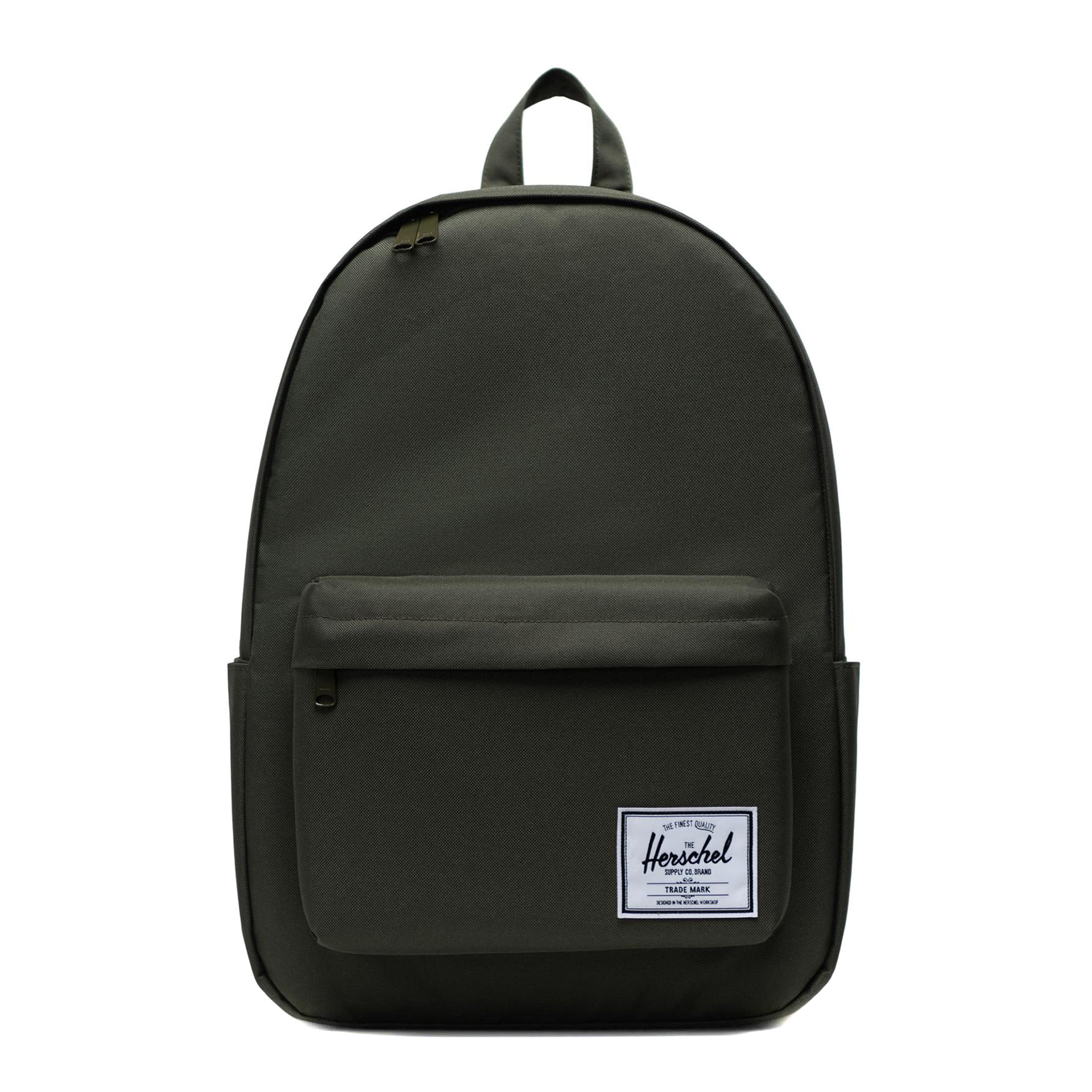 Herschel Eco Classic X-Large Rucksack aus Recycling Material forest night