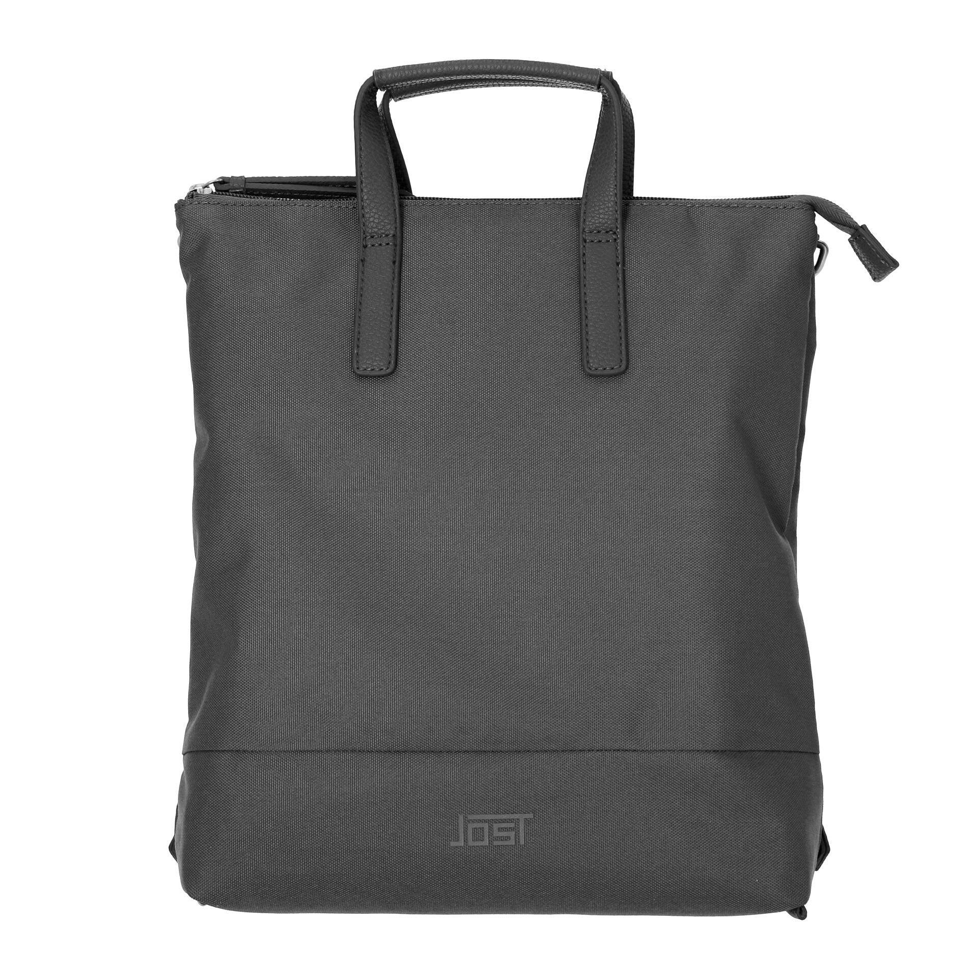 Jost Bergen X-Change Bag XS dark grey
