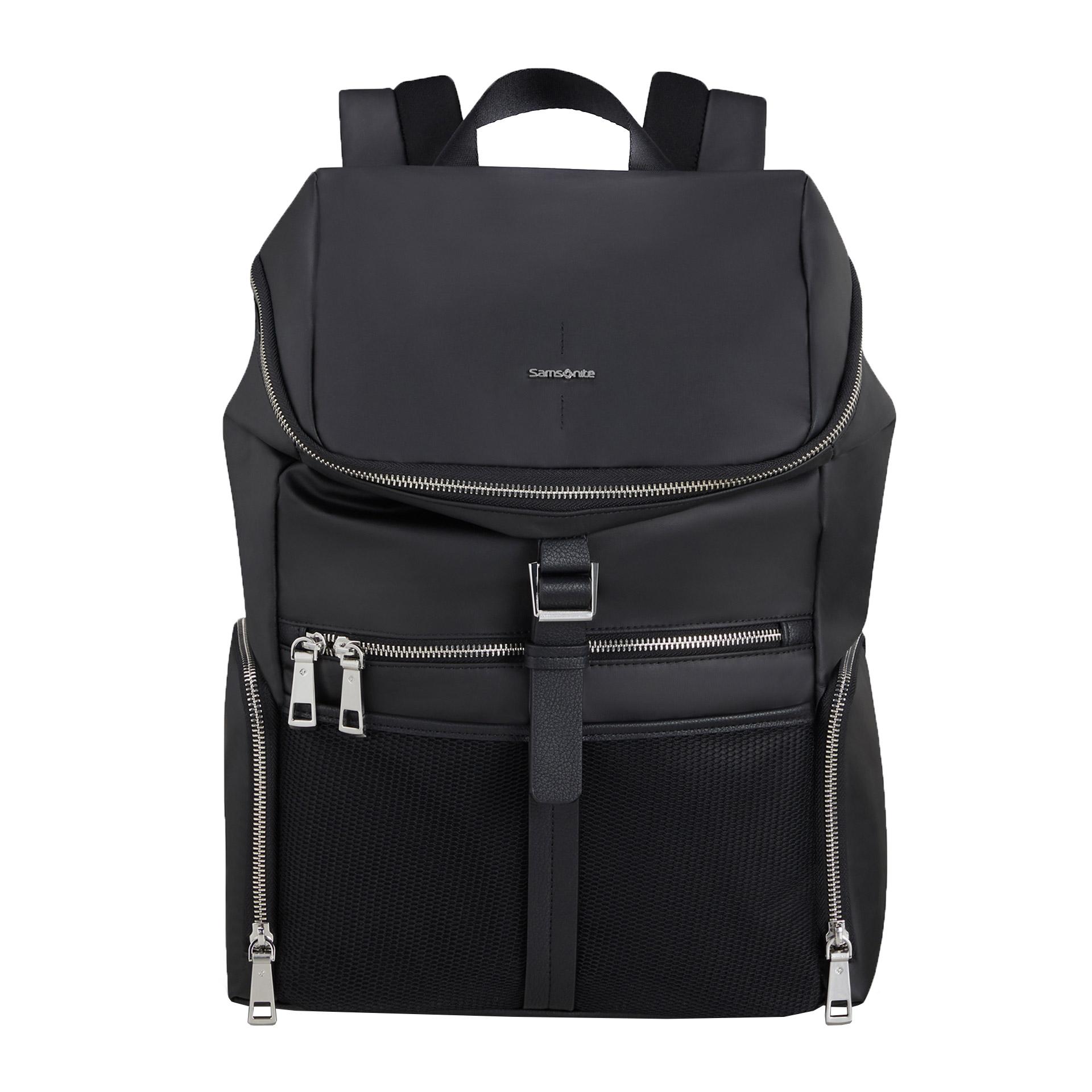 Samsonite Activ-Eight Laptop Rucksack black