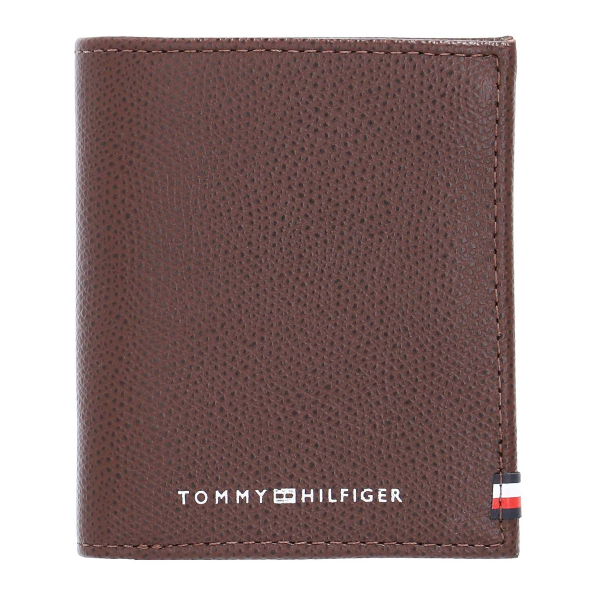Tommy Hilfiger Business Herren Geldbörse chestnut