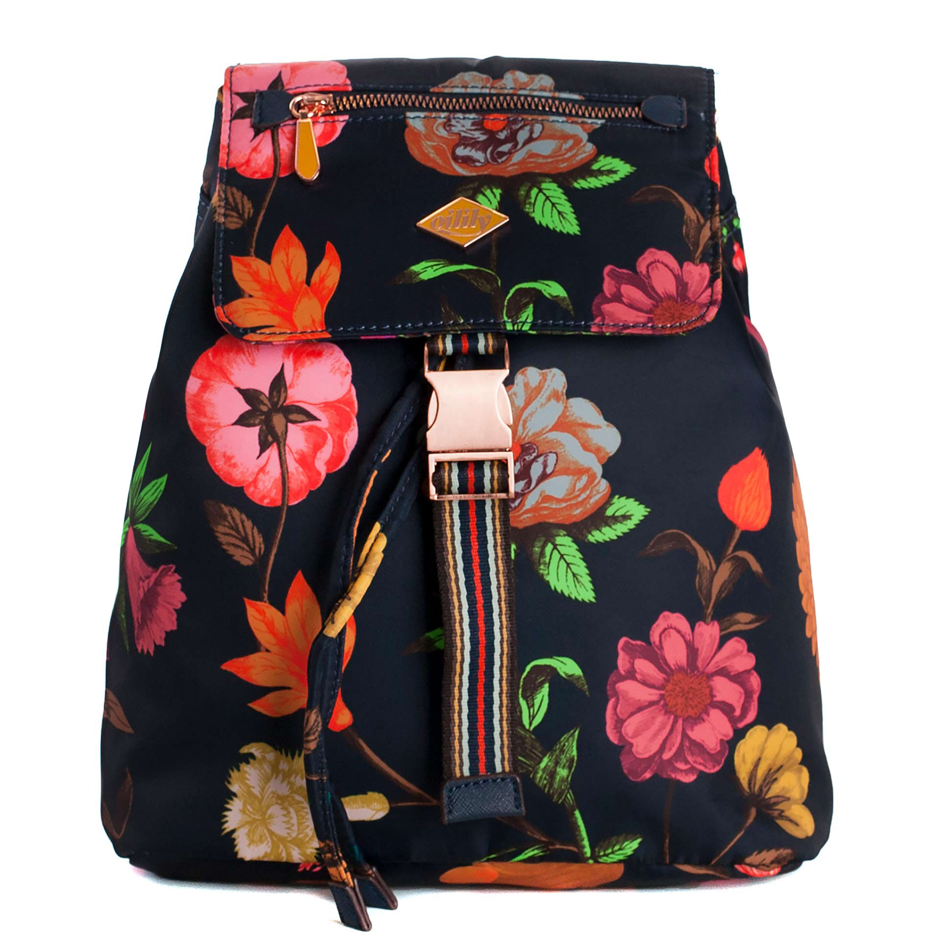 Winter Bouquet Backpack S