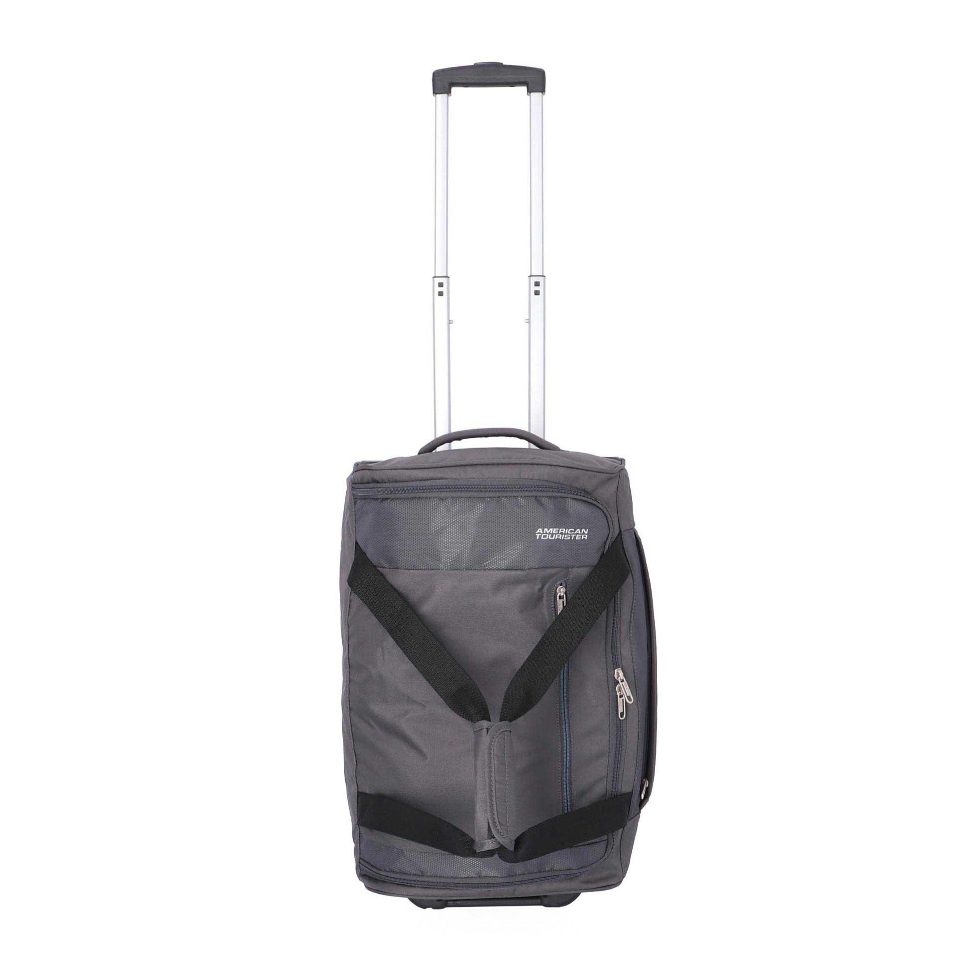 American Tourister Heat Wave Reisetasche mit Rollen 55cm charcoalgrey