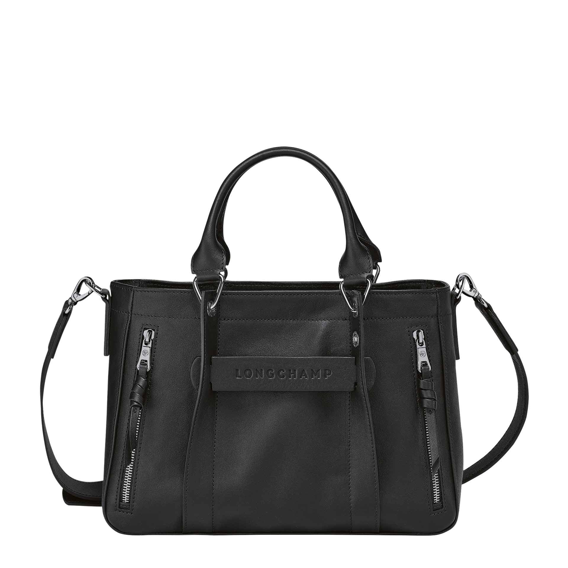 Longchamp 3D Handtasche S black