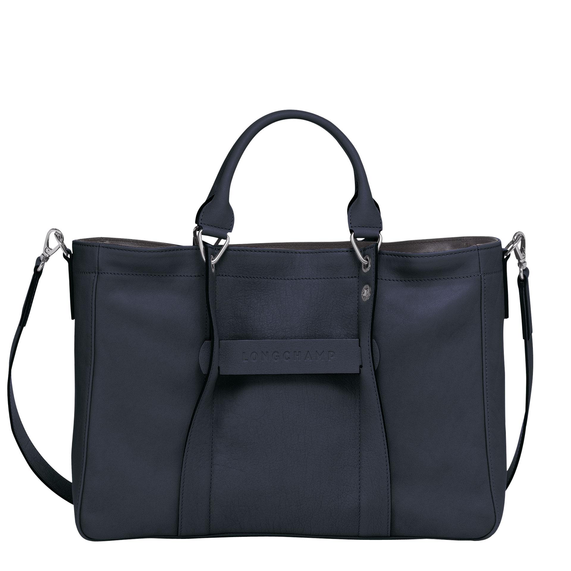 3D Handtasche M mitternachtsblau