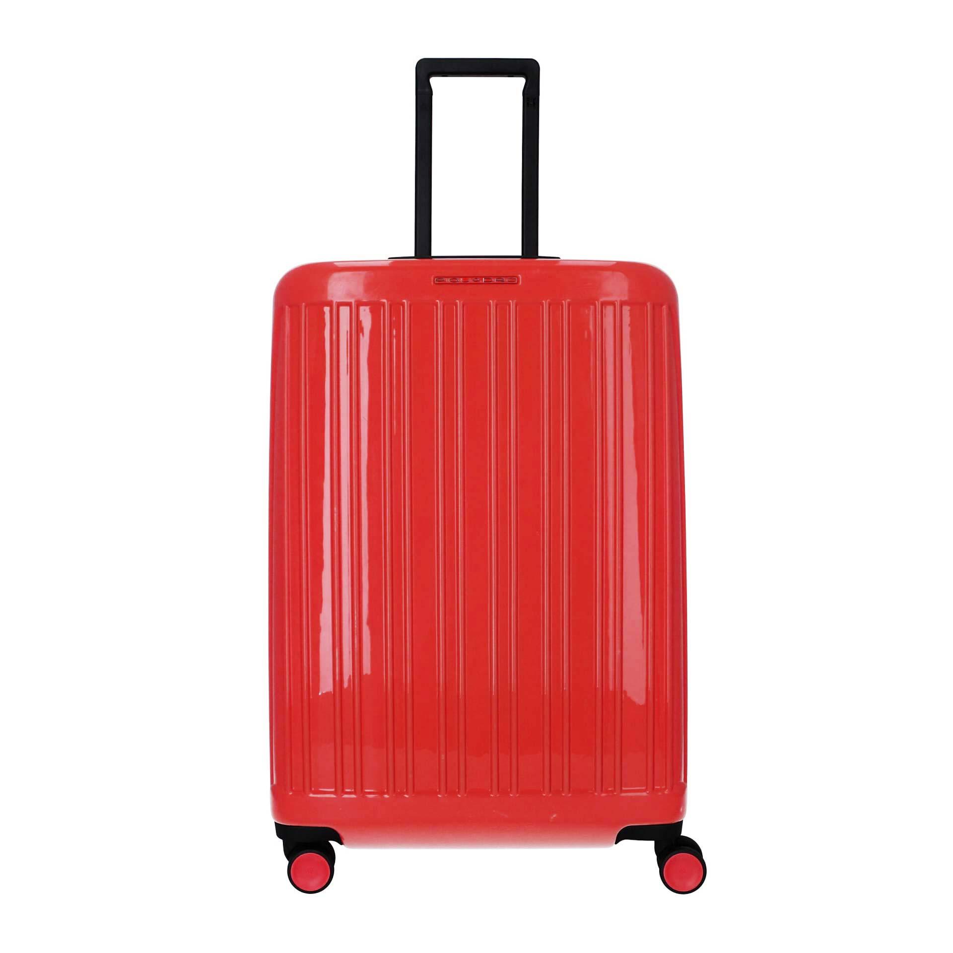 Piquadro Seeker Pop 4-Rad Trolley  red