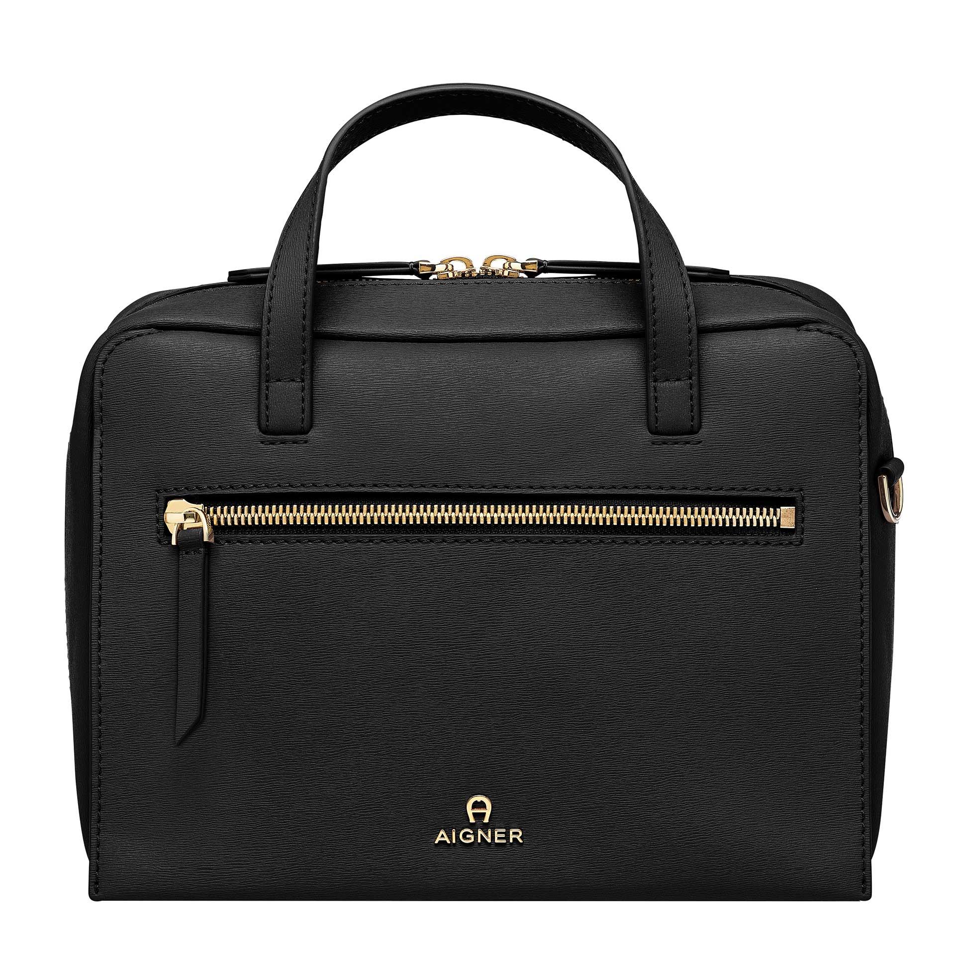 Aigner Pisa Handtasche M black