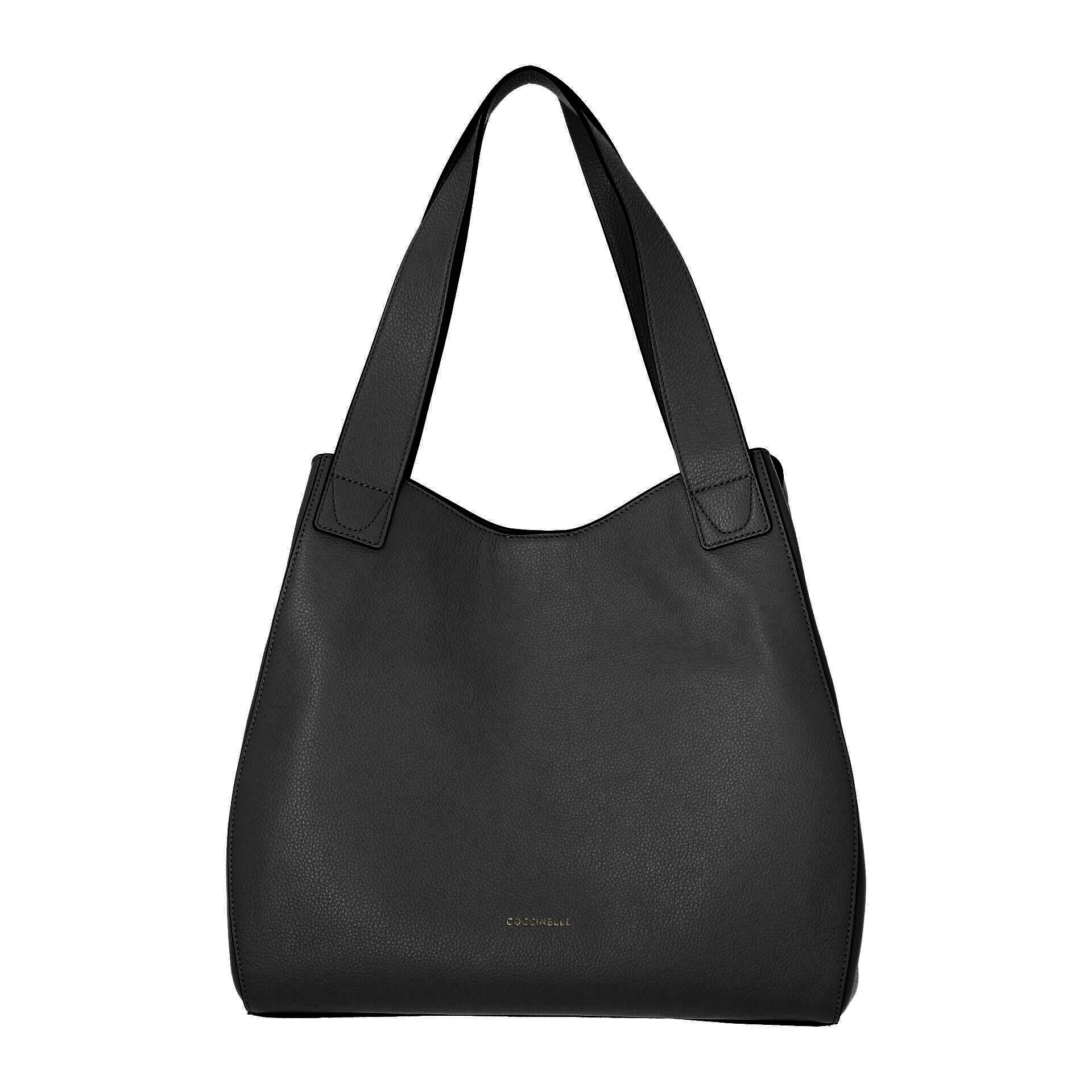 Coccinelle Concrete Journal Handtasche noir