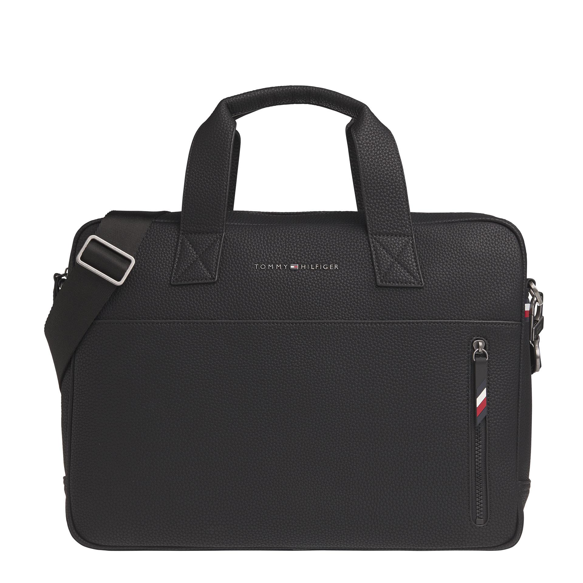 Essential Laptop Tasche black
