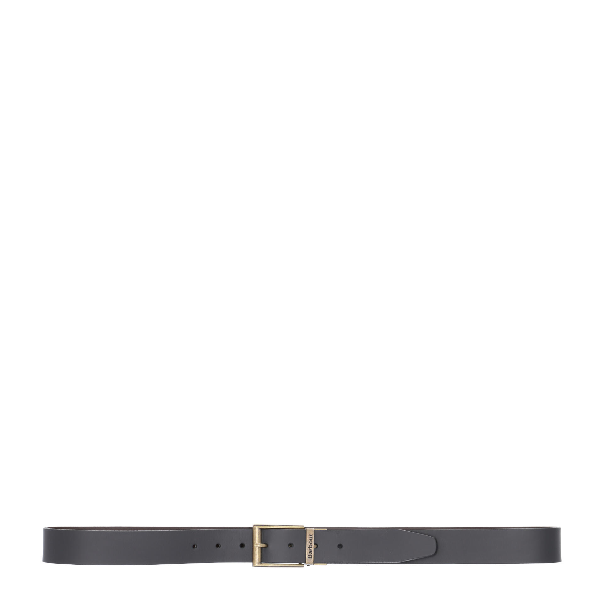 Barbour  Wendegürtel mit Geschenkbox 120 cm black