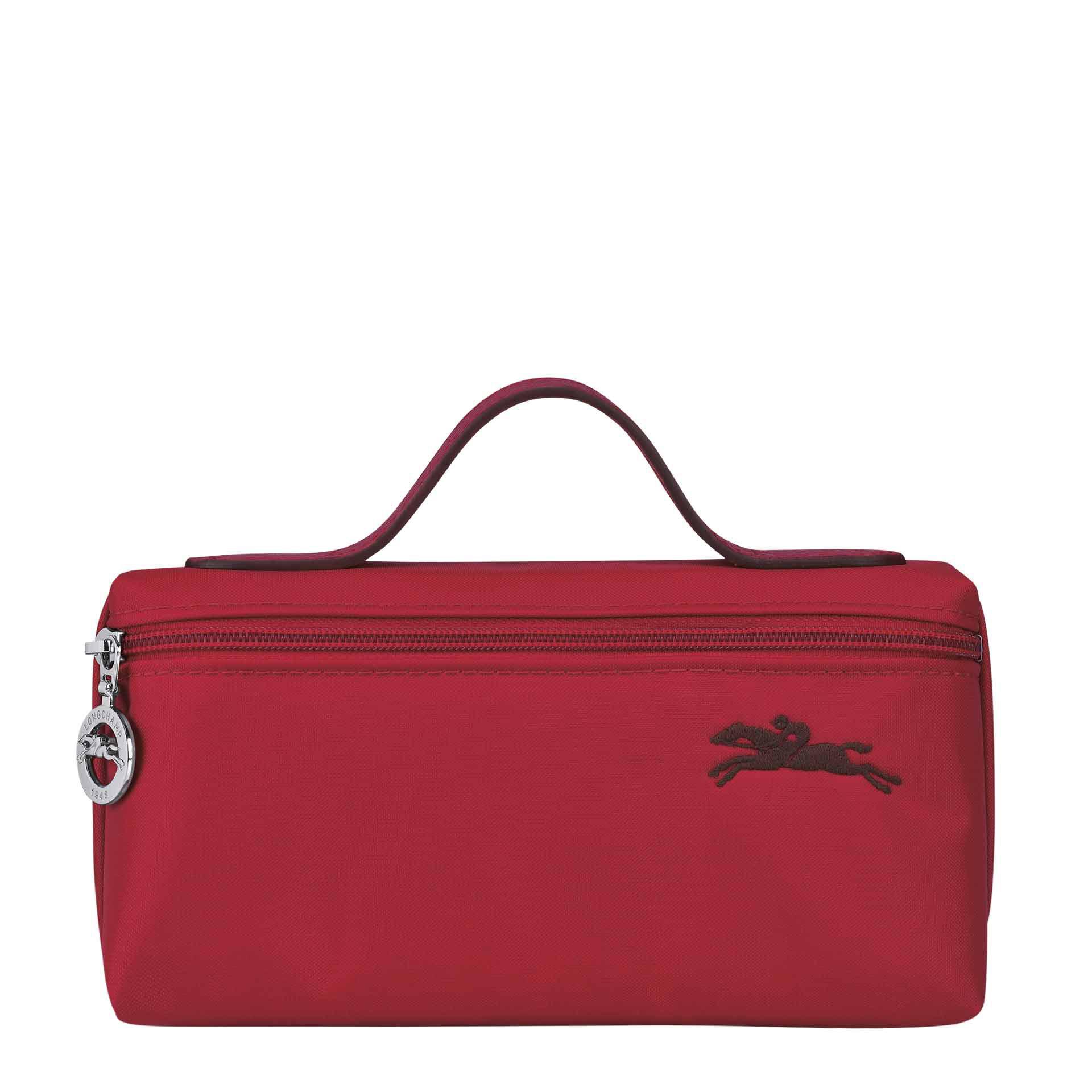 Longchamp Le Pliage Club Pochette red