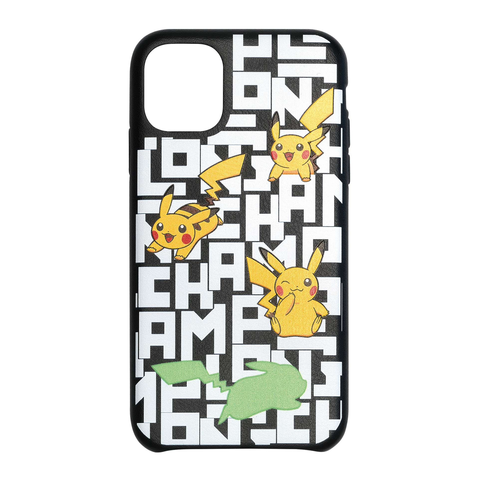 Le Pliage Pokemon Iphone 11 Case black/white