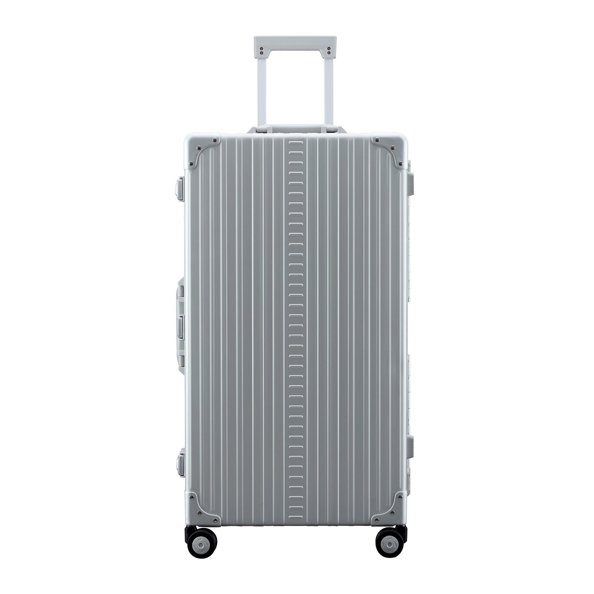 Aleon International Trunk 4-Rad Trolley platinum