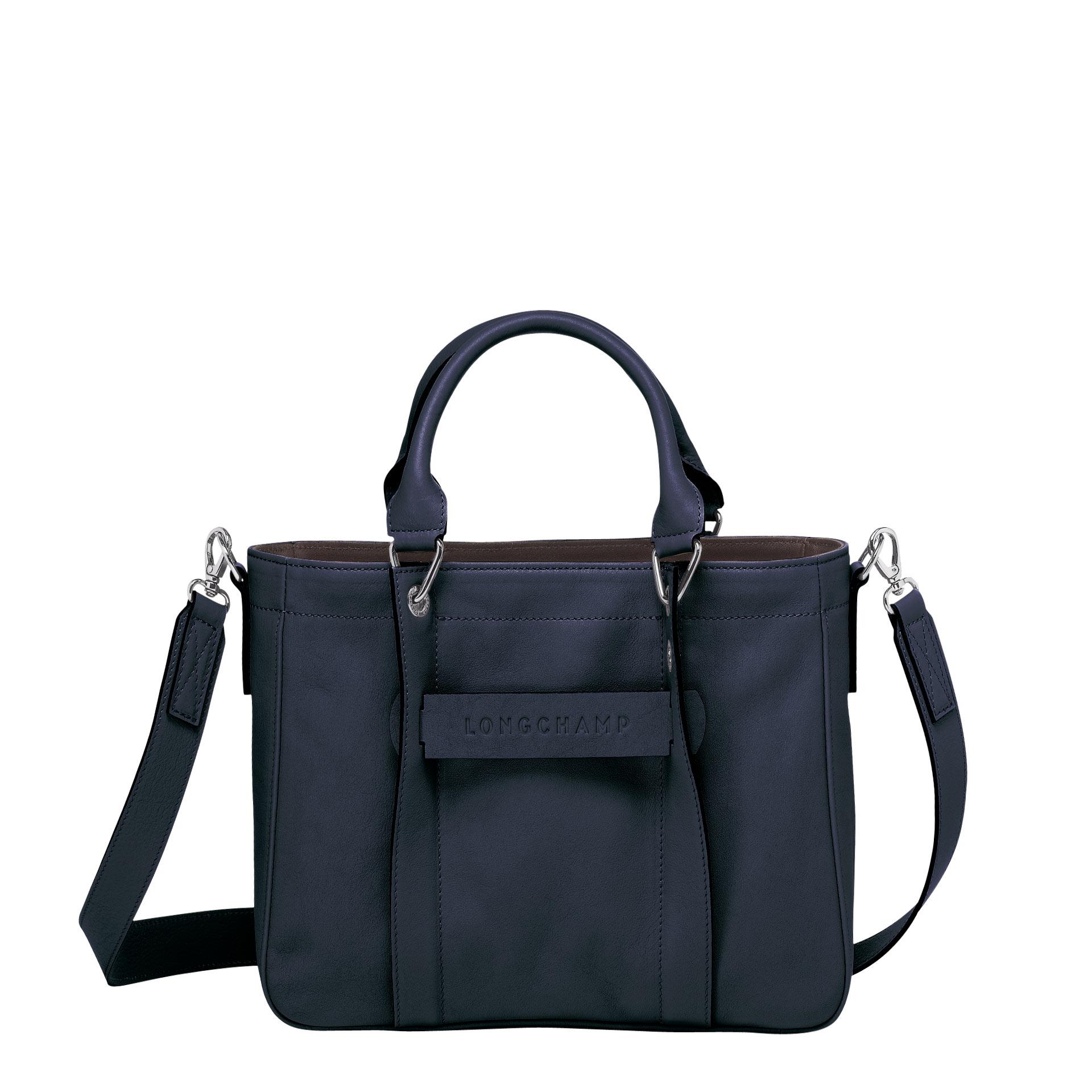 3D Handtasche S mitternachtsblau