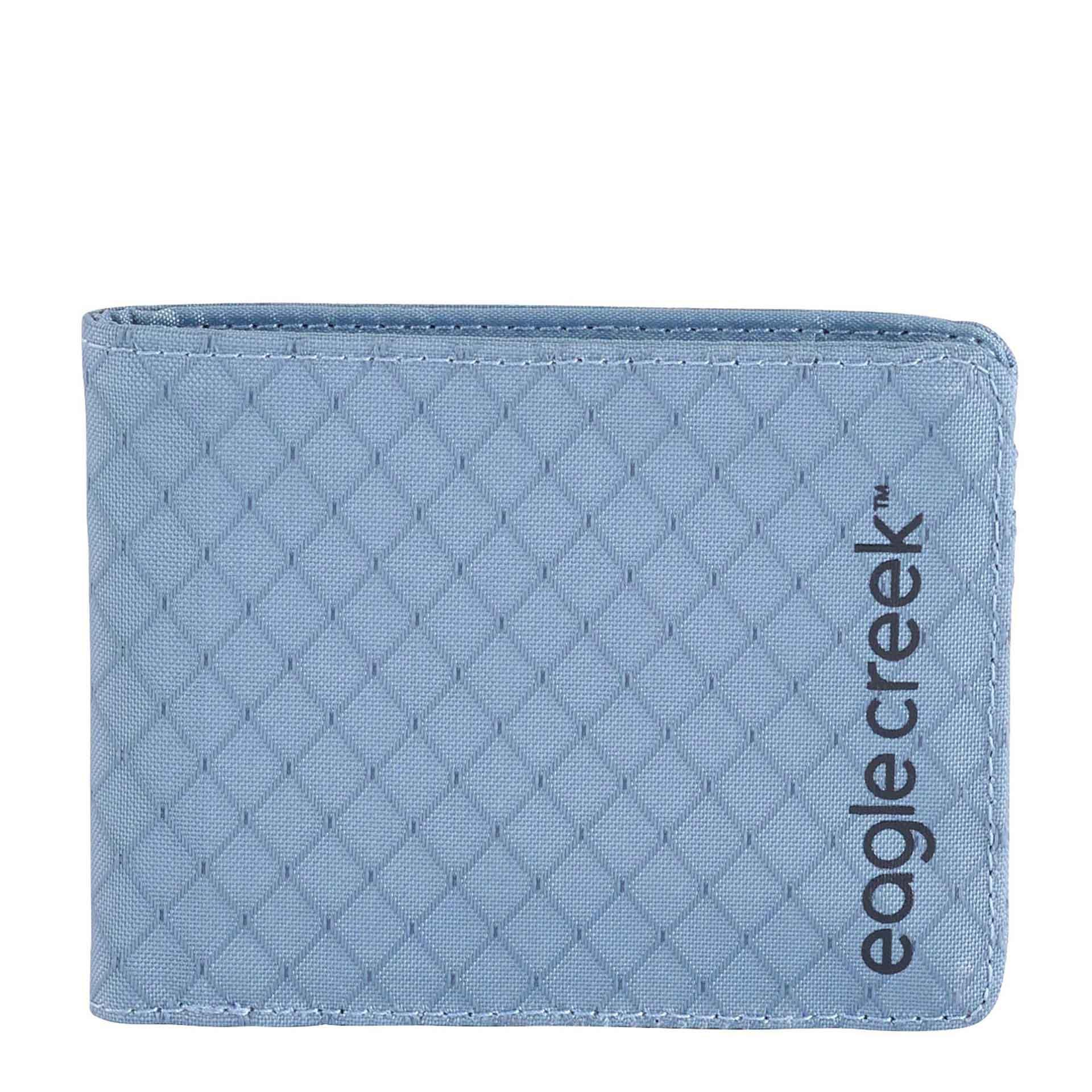 Eagle Creek RFID Bi-Fold Geldbörse arctic blue