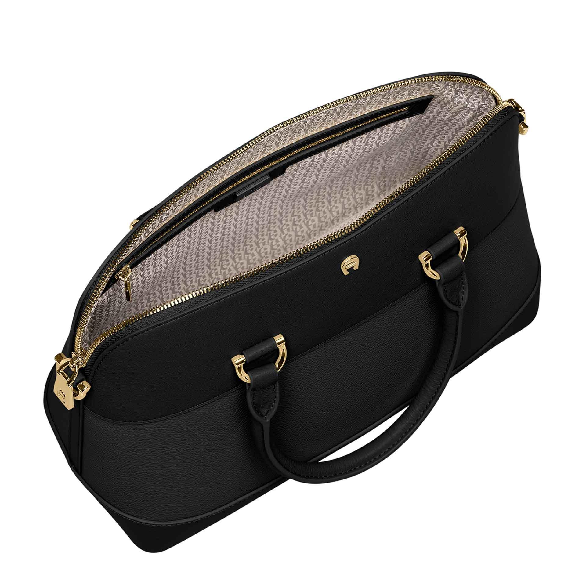 Aigner Adria Handtasche M black