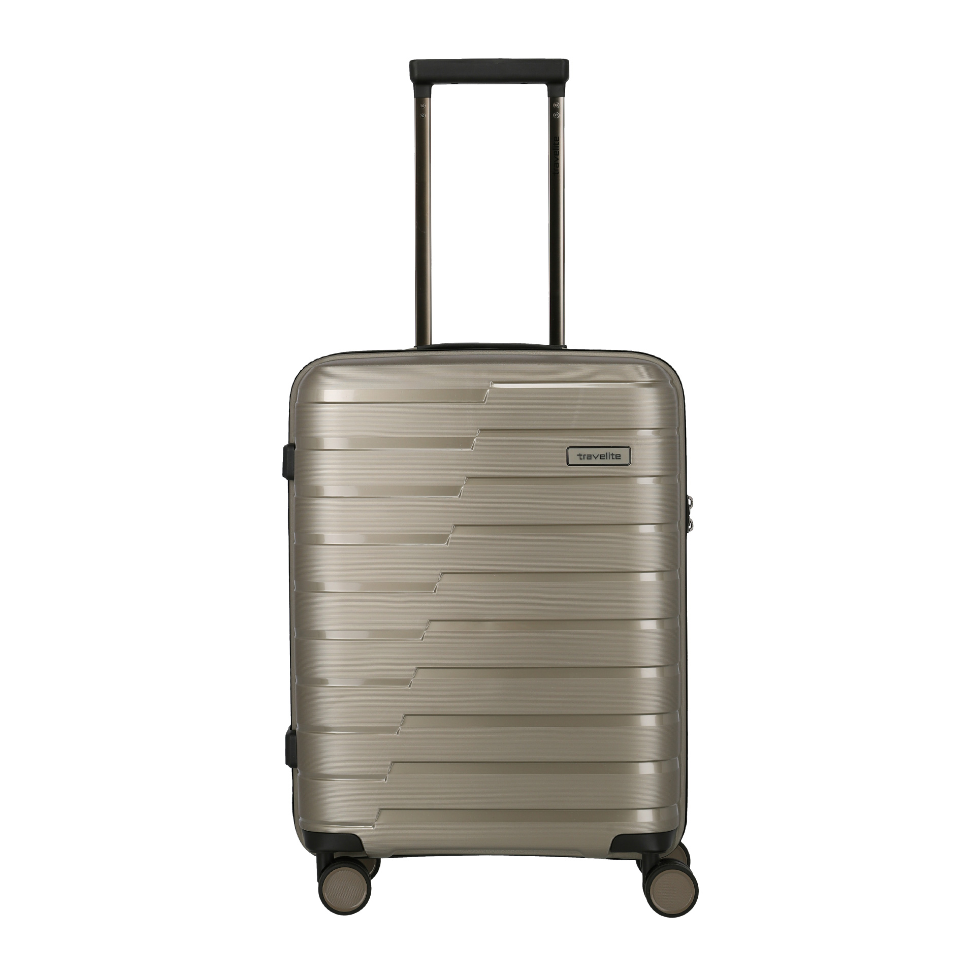 Air Base 4-Rad Trolley S champagner