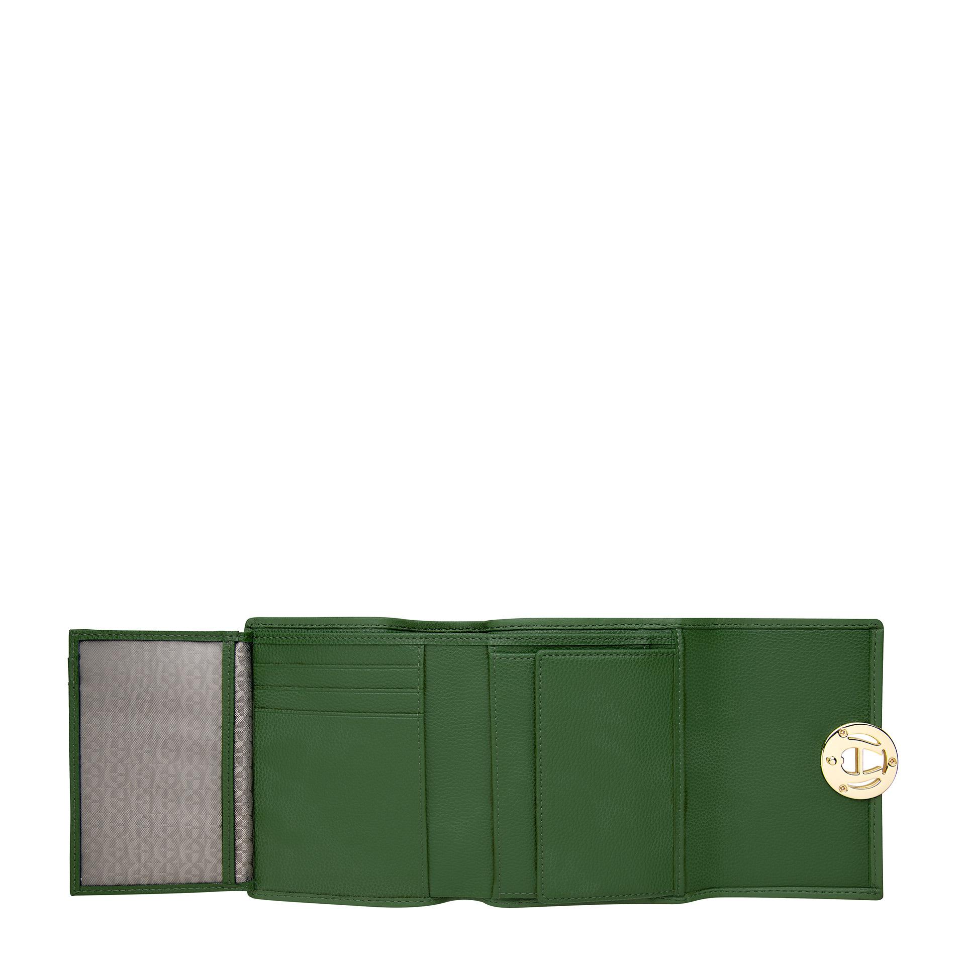 Aigner Livia Geldbörse matcha green